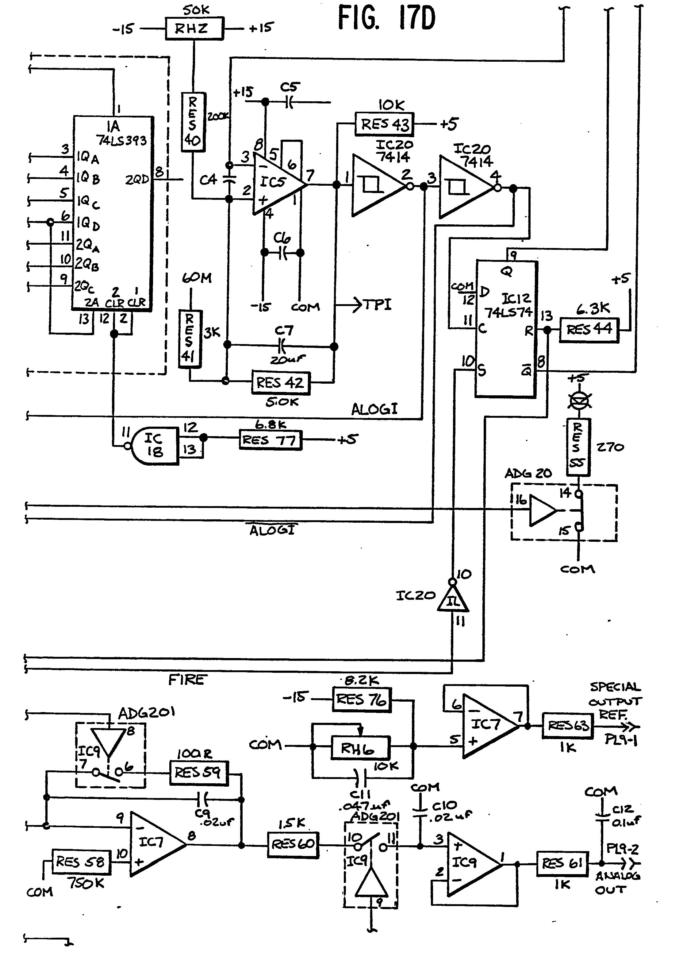 Patente Ep0051929a2 Feedback Welder Control System Google Patentes 7414 Inverter Oscillator Circuit Patent Drawing
