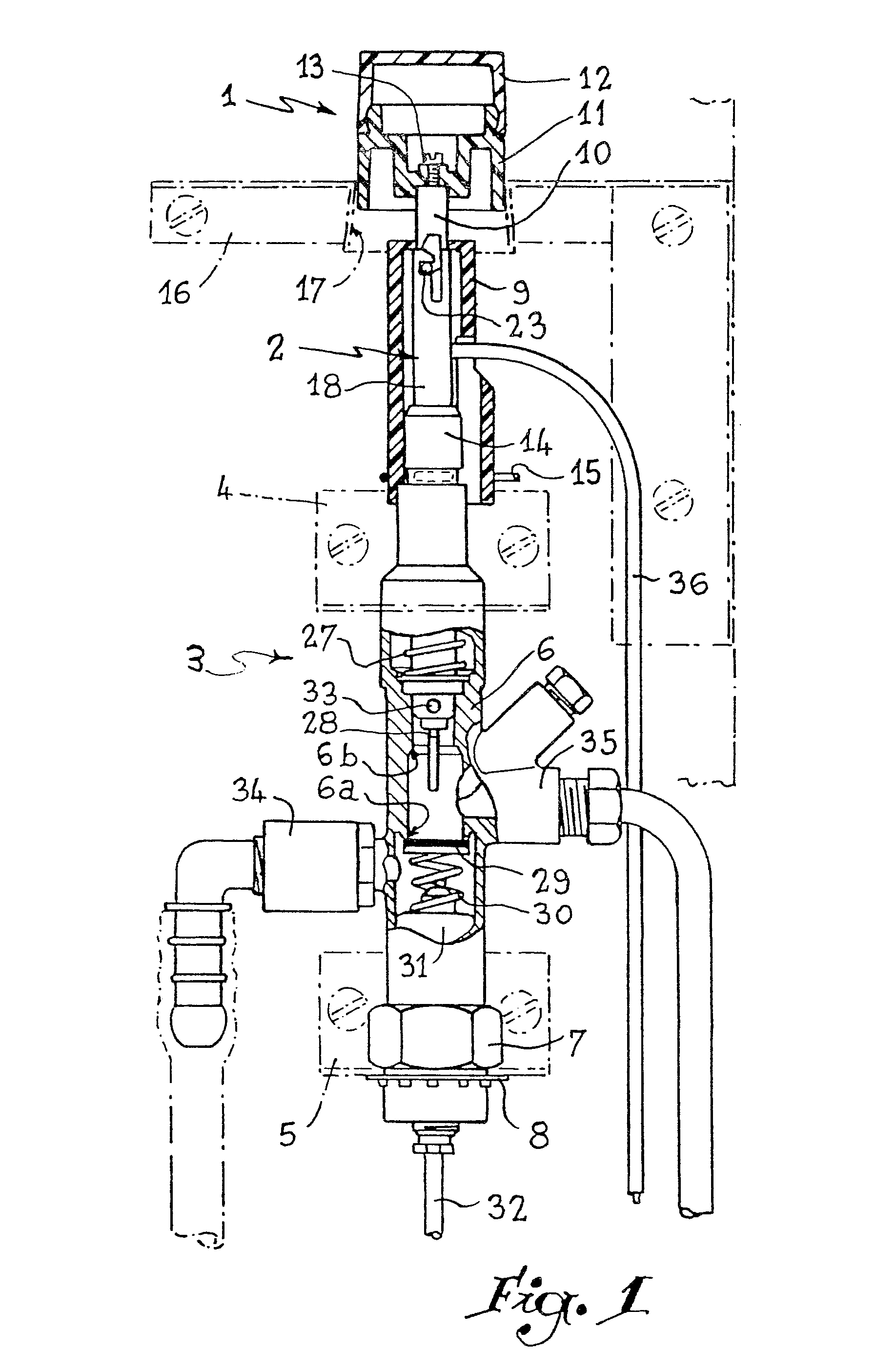 patent ep0054504b1 syst me d 39 allumage pi zo lectrique d 39 un br leur gaz avec s curit et. Black Bedroom Furniture Sets. Home Design Ideas
