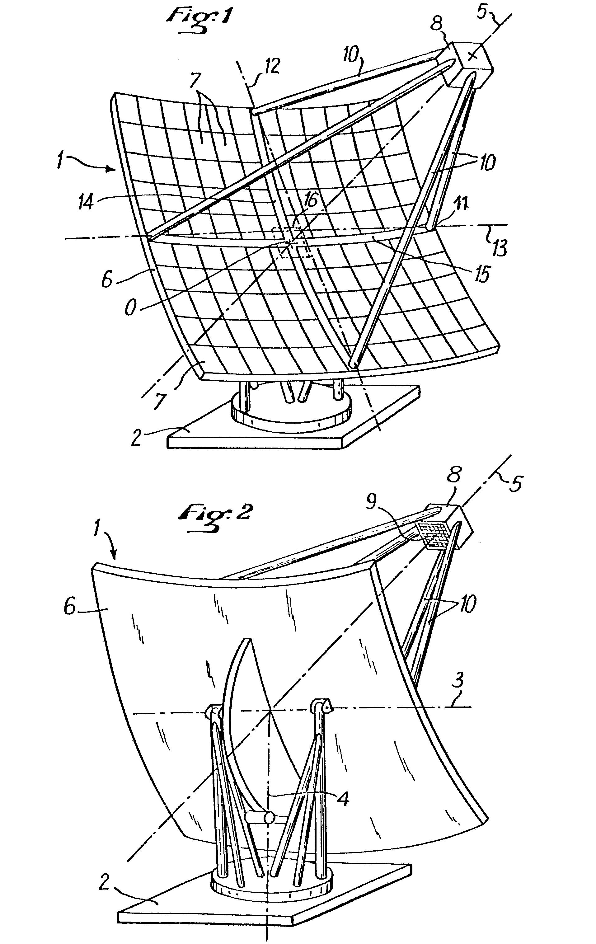 Patent ep0059653b1 miroir concave constitu d 39 une for Miroir concave optique