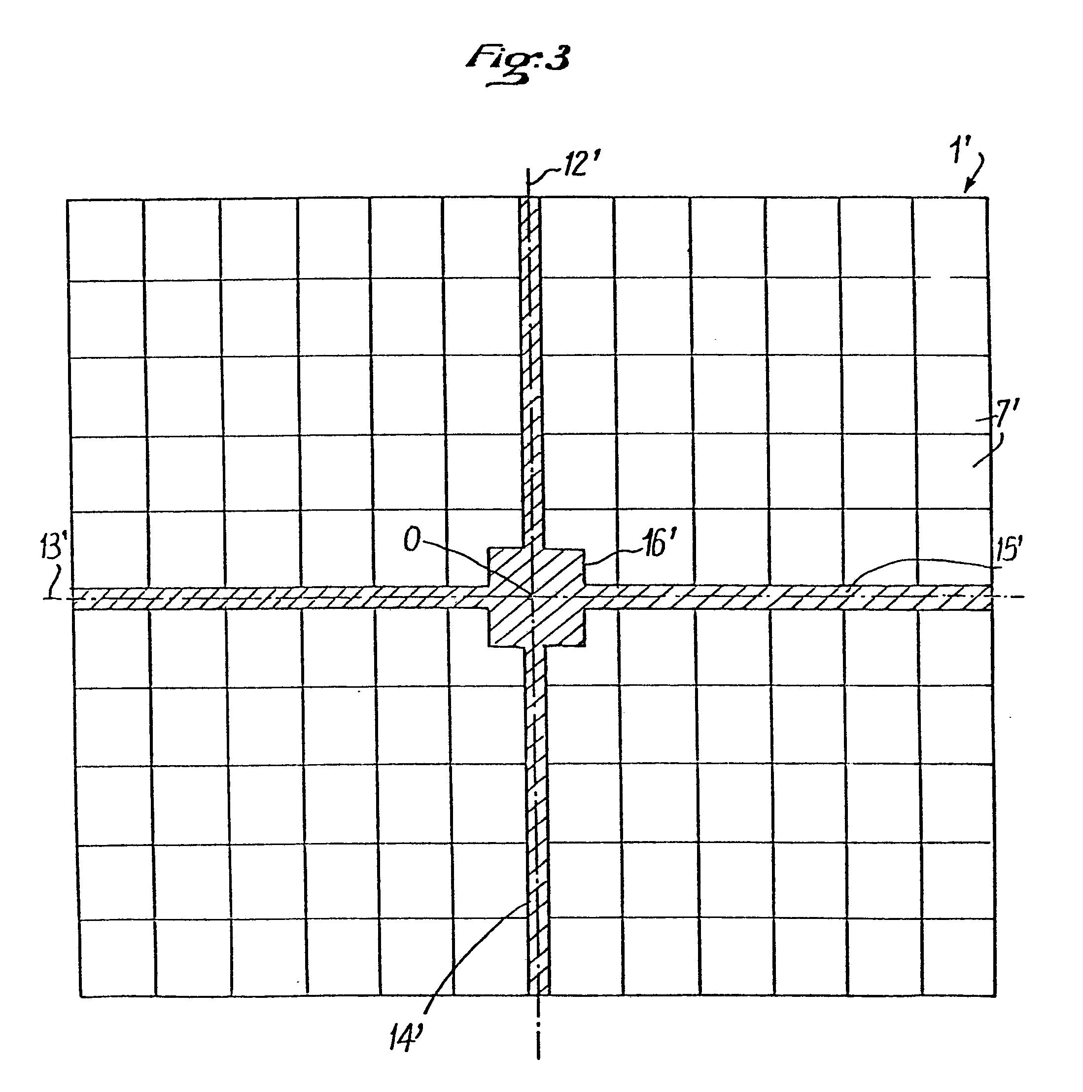 Patent ep0059653b1 miroir concave constitu d 39 une for Miroir concave