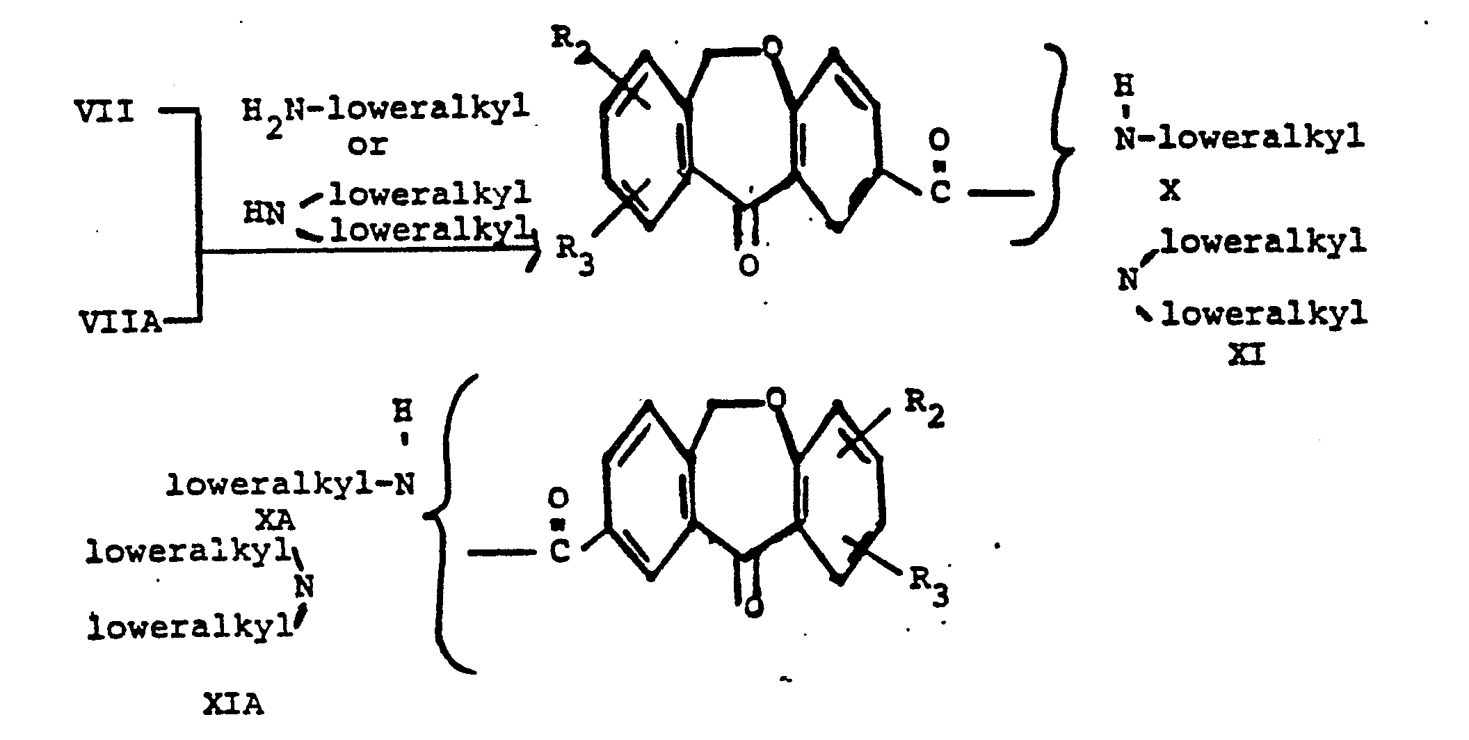 Figure imgb0015  N,n Diethylamine
