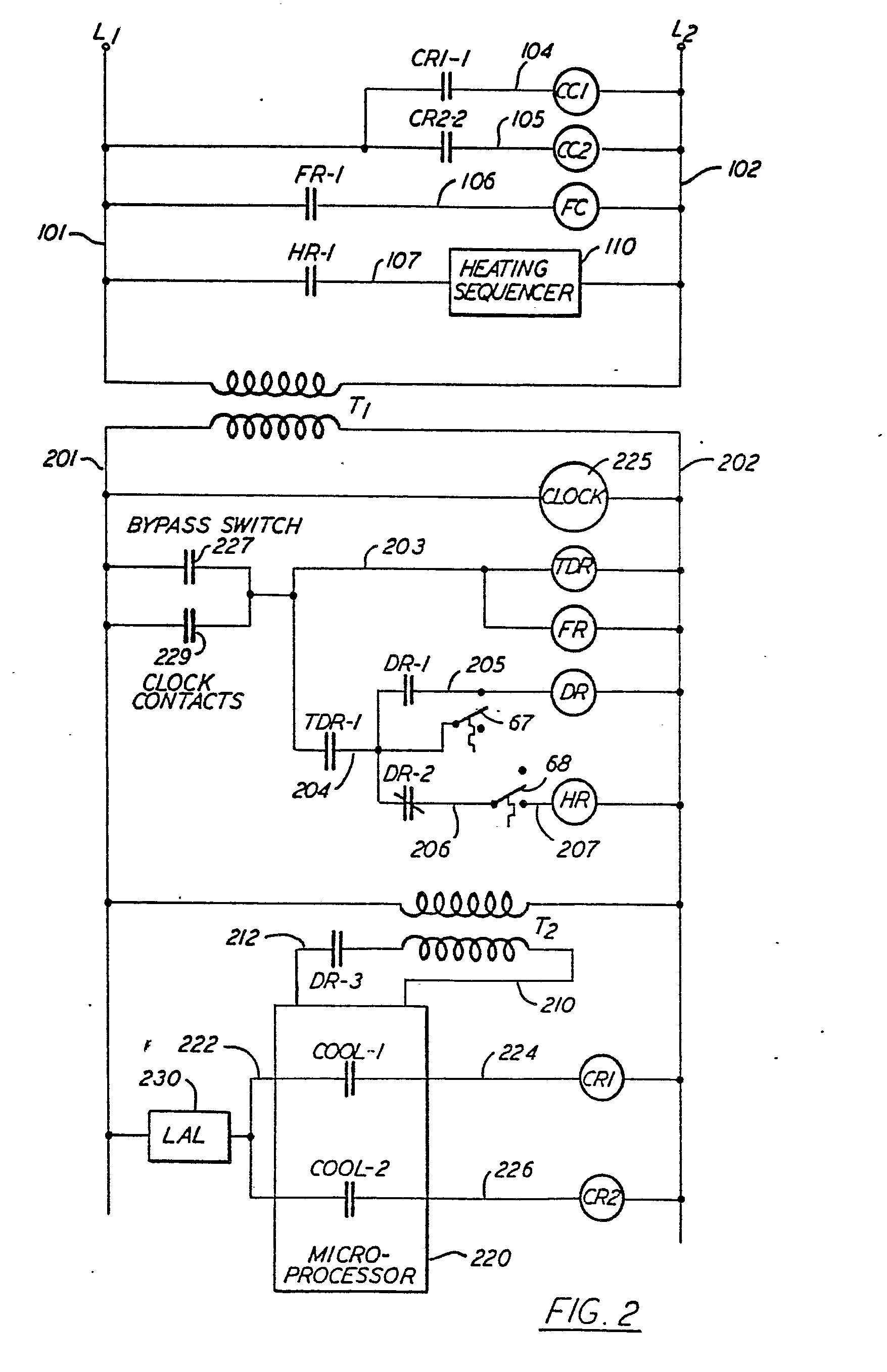 imgf0002 patent ep0072442b1 method and apparatus for proven demand air lockout relay wiring diagram at edmiracle.co