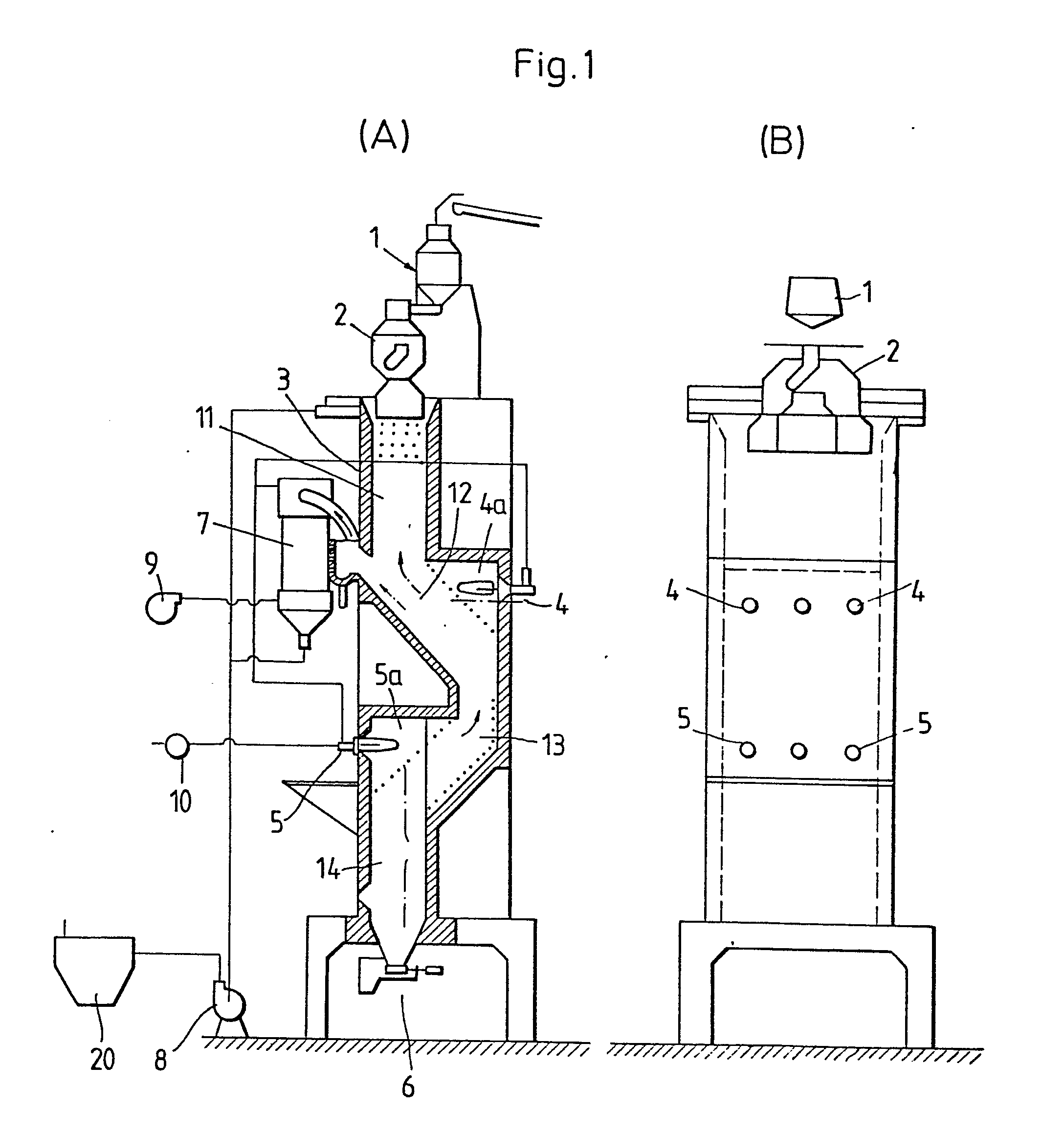 patent ep0078883a1 - double-incline shaft kiln