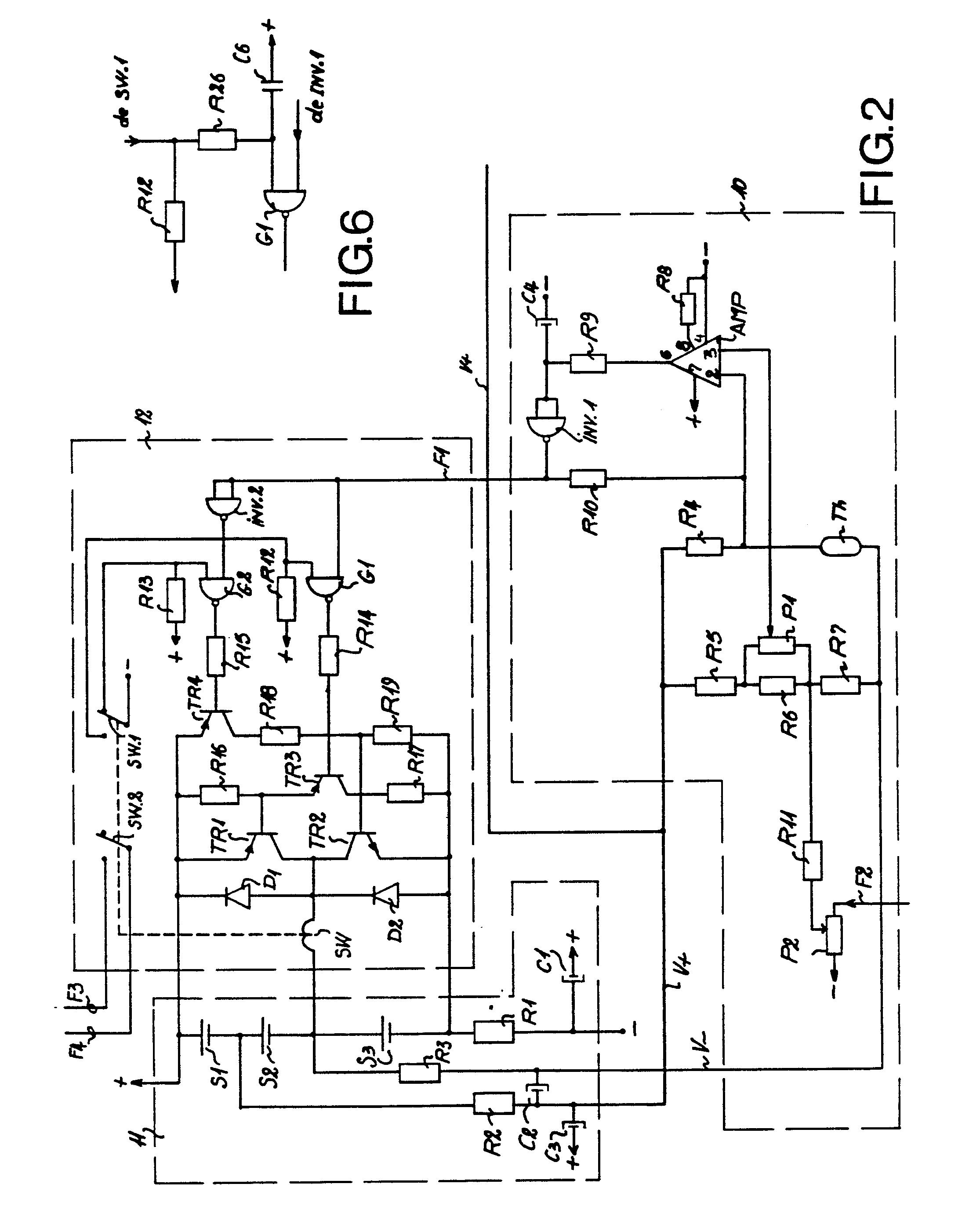 patent ep0079410b1 dispositif thermostat d 39 ambiance avec programmateur journalier google. Black Bedroom Furniture Sets. Home Design Ideas