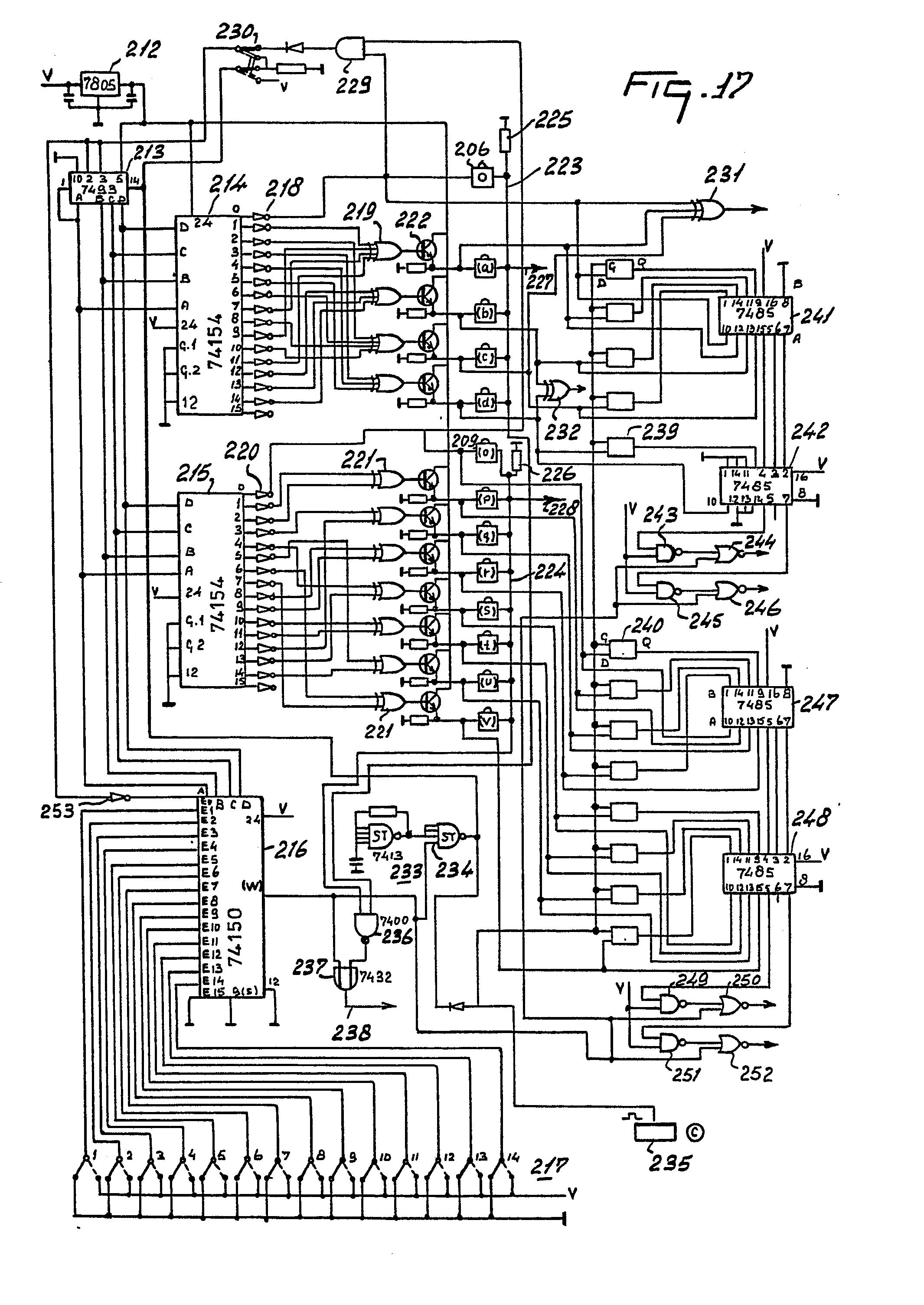 电路 电路图 电子 工程图 平面图 原理图 2131_3009 竖版 竖屏
