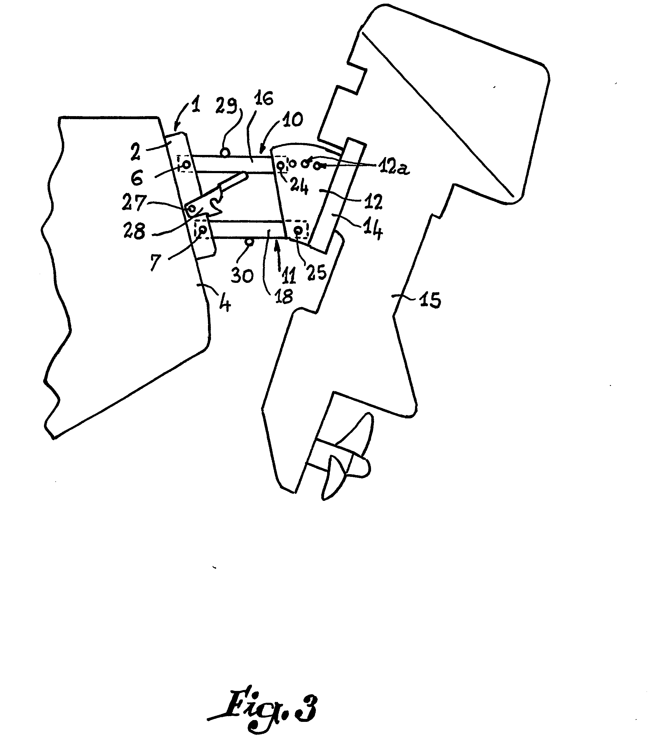 patent ep0105071a1 foldable bracket assembly for supporting an outboard motor patents