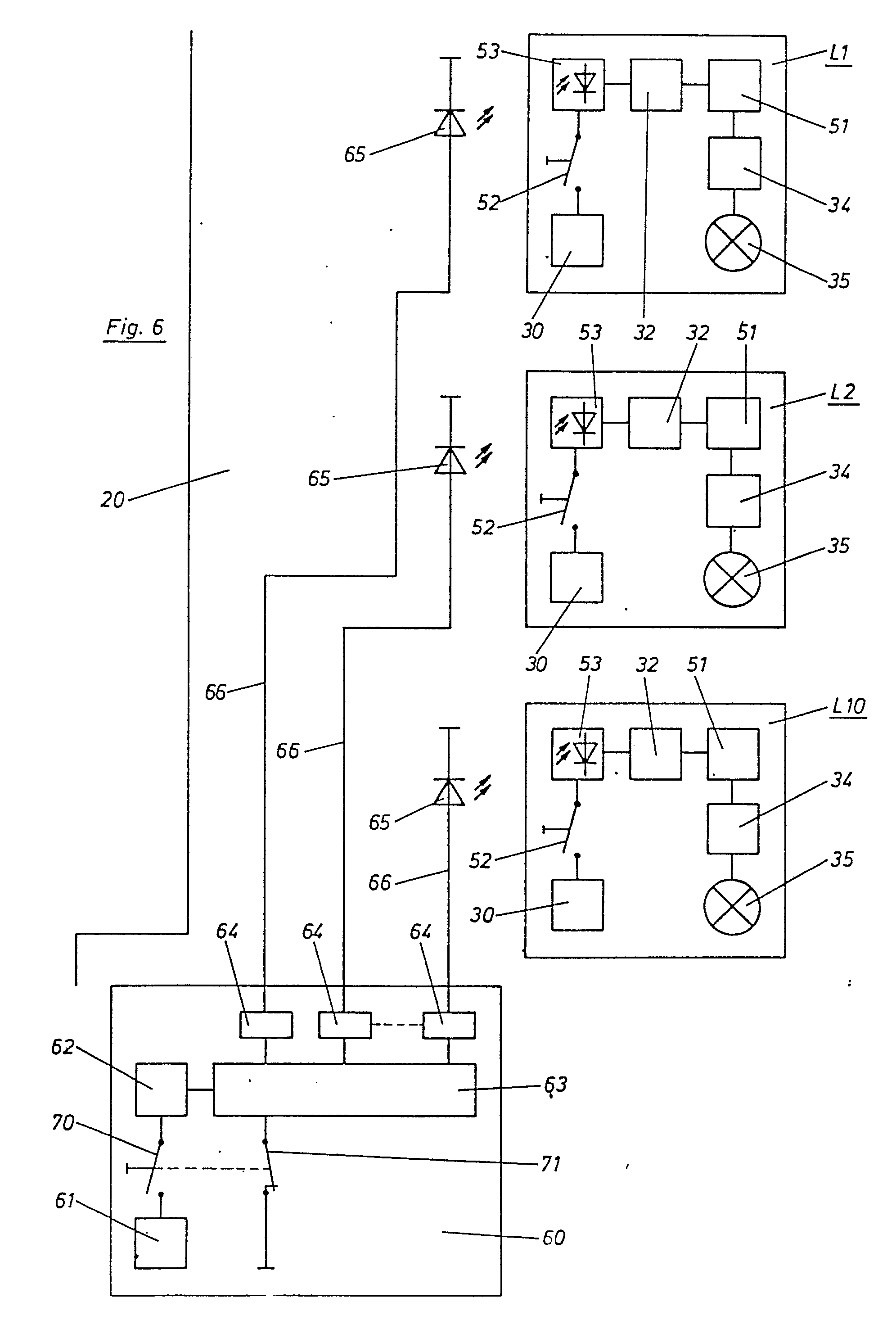 Patent EP0117279B1 - Direction-indicating running light system ...