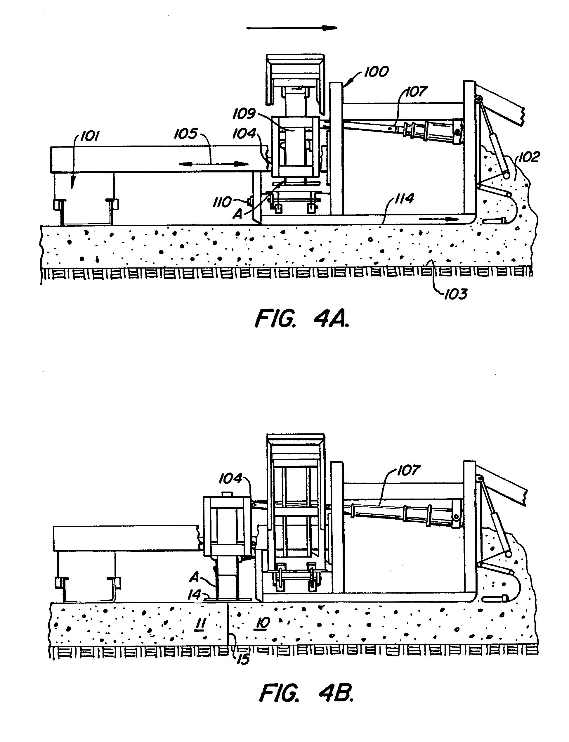 patent ep0117323a1 vorrichtung und verfahren zum einbringen von d beln in die fugen von. Black Bedroom Furniture Sets. Home Design Ideas