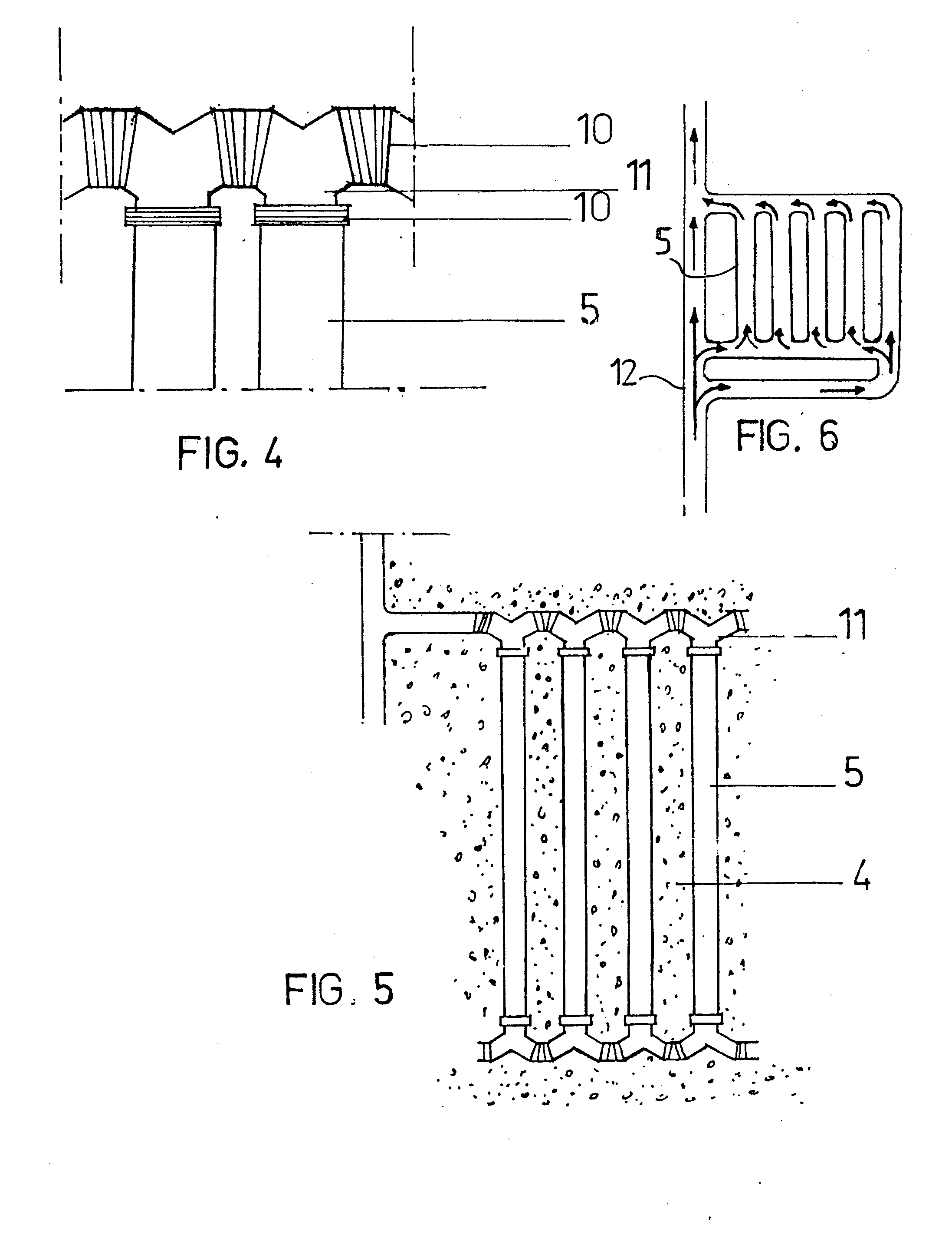 Patent ep0122199a1 method for air conditioning a for Air conditioner slab