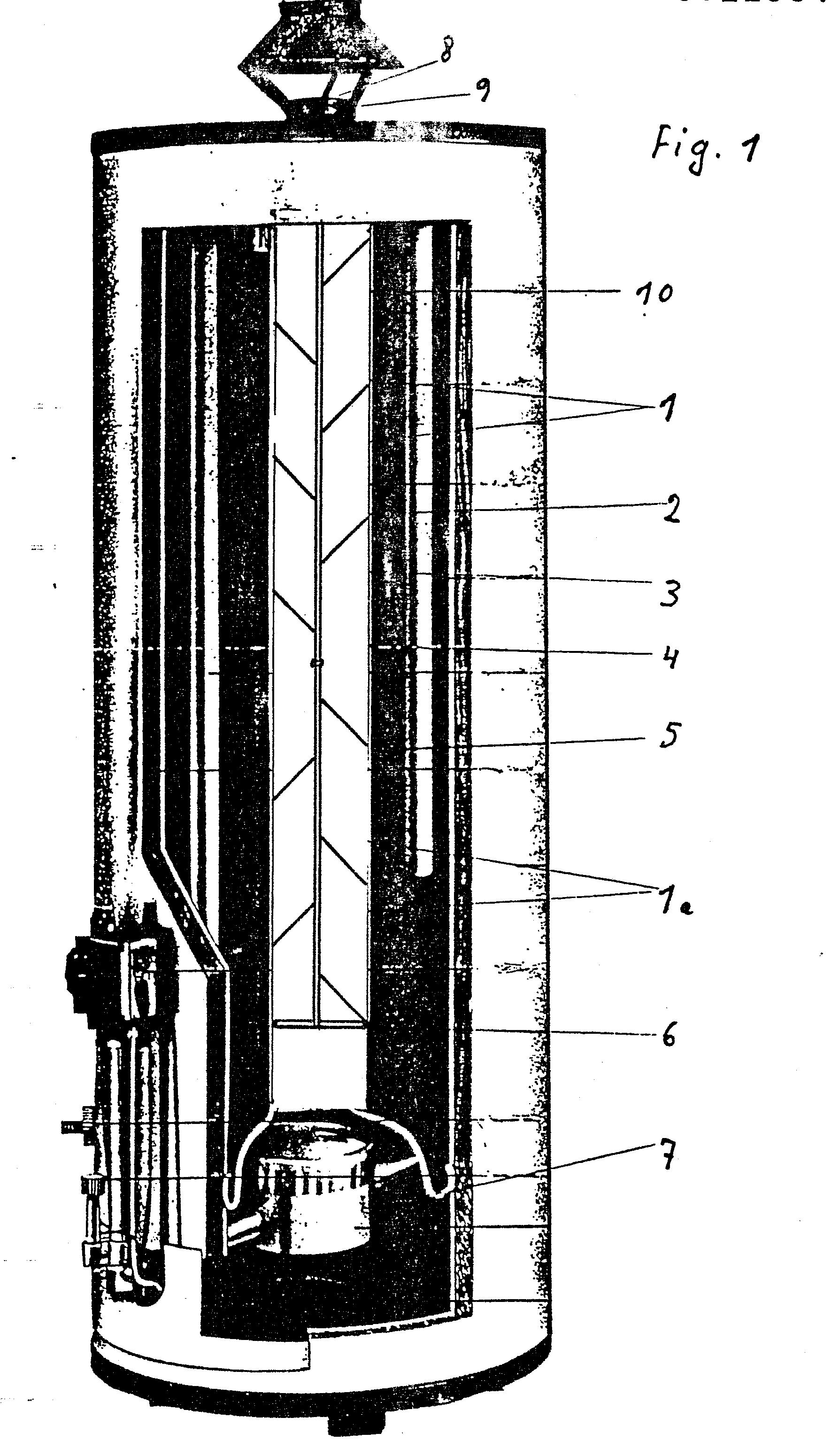 Großzügig Warmwasserspeicher System Diagramm Galerie ...