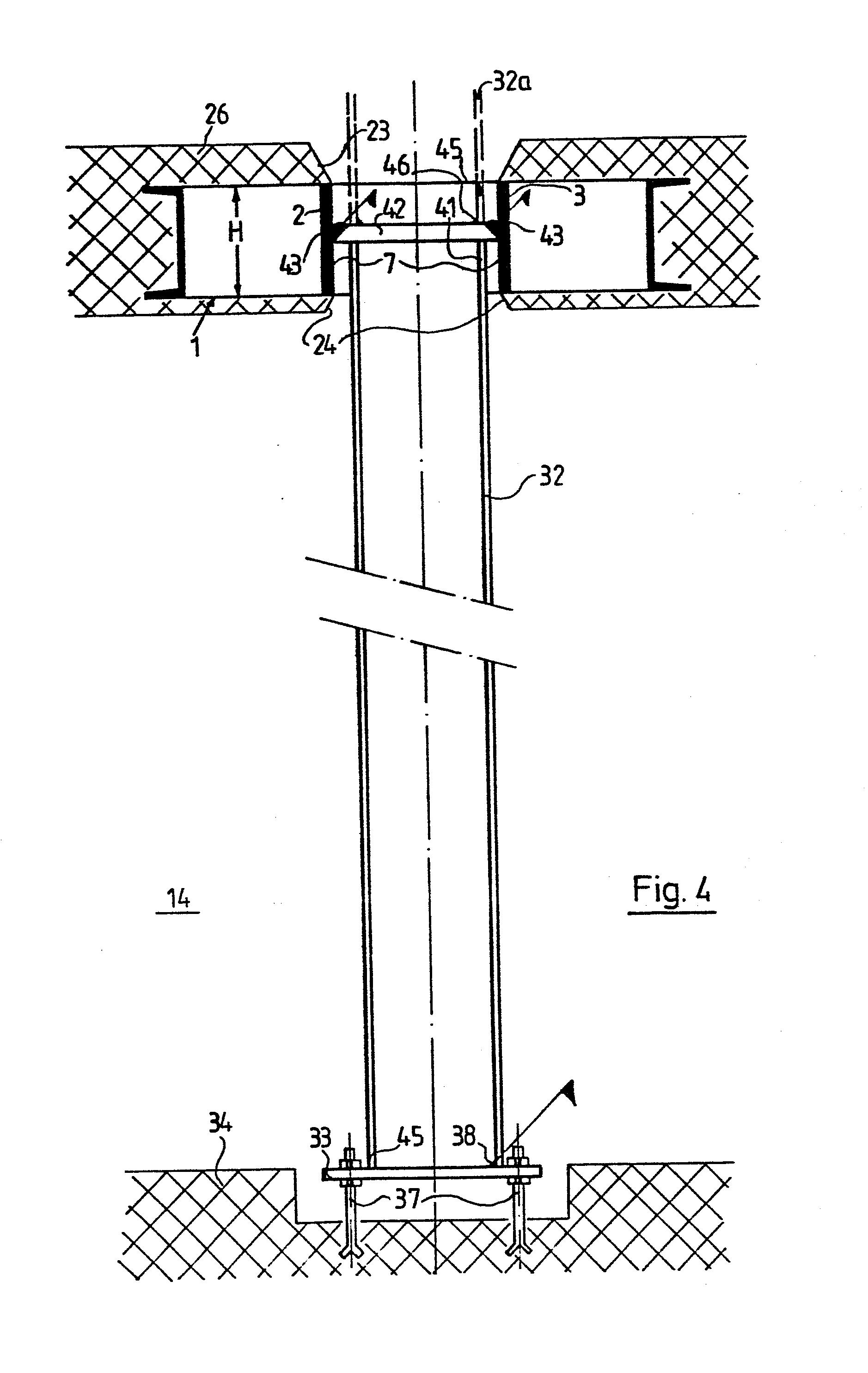 patent ep0128994a1 verfahren zur herstellung eines bauwerkes google patents. Black Bedroom Furniture Sets. Home Design Ideas