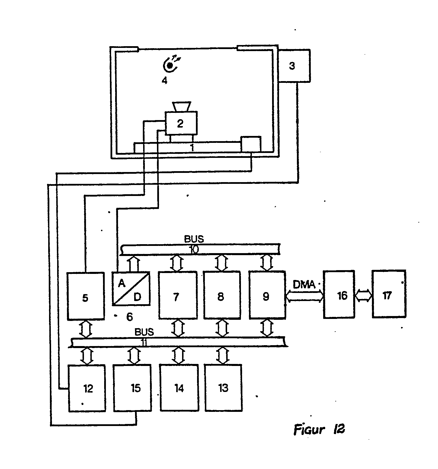 patent ep0131676a2 method for automatically digitizing. Black Bedroom Furniture Sets. Home Design Ideas