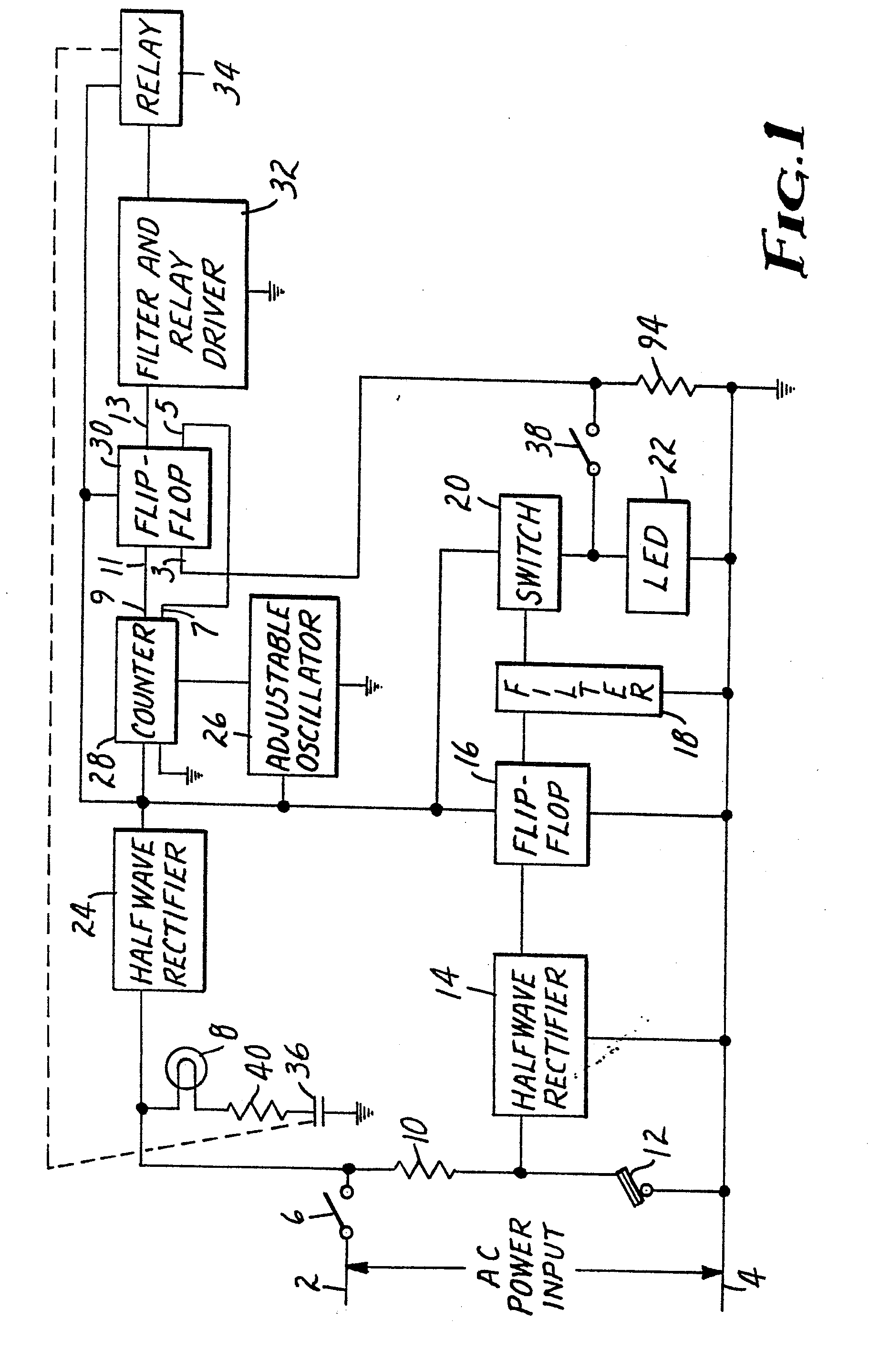 Ep0132160a2 Electrophotographic Copy Machine Having Halfwave Rectifier Circuit Diagram Patent Drawing
