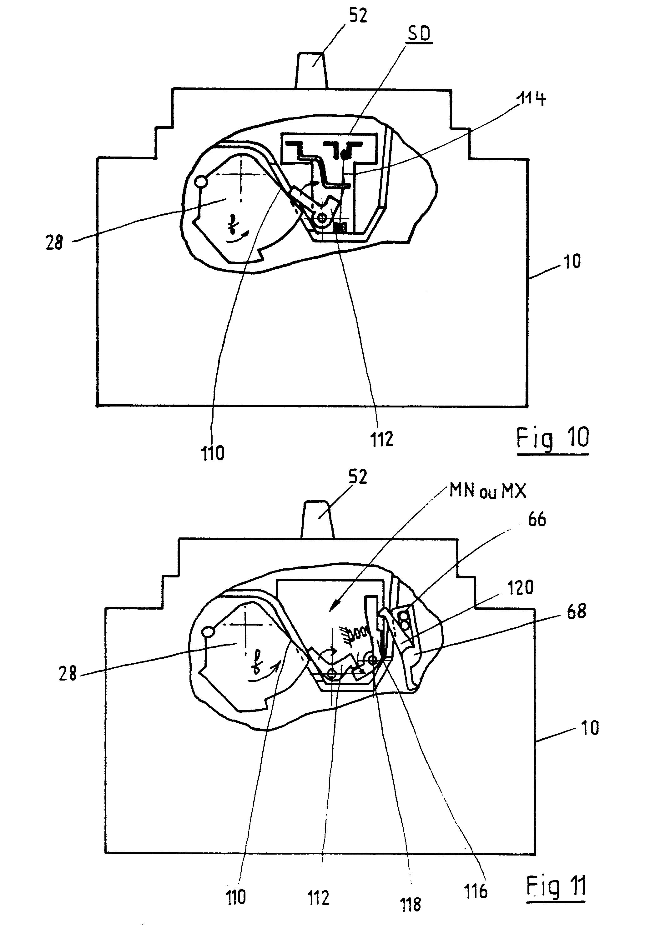 merlin gerin circuit breaker manual