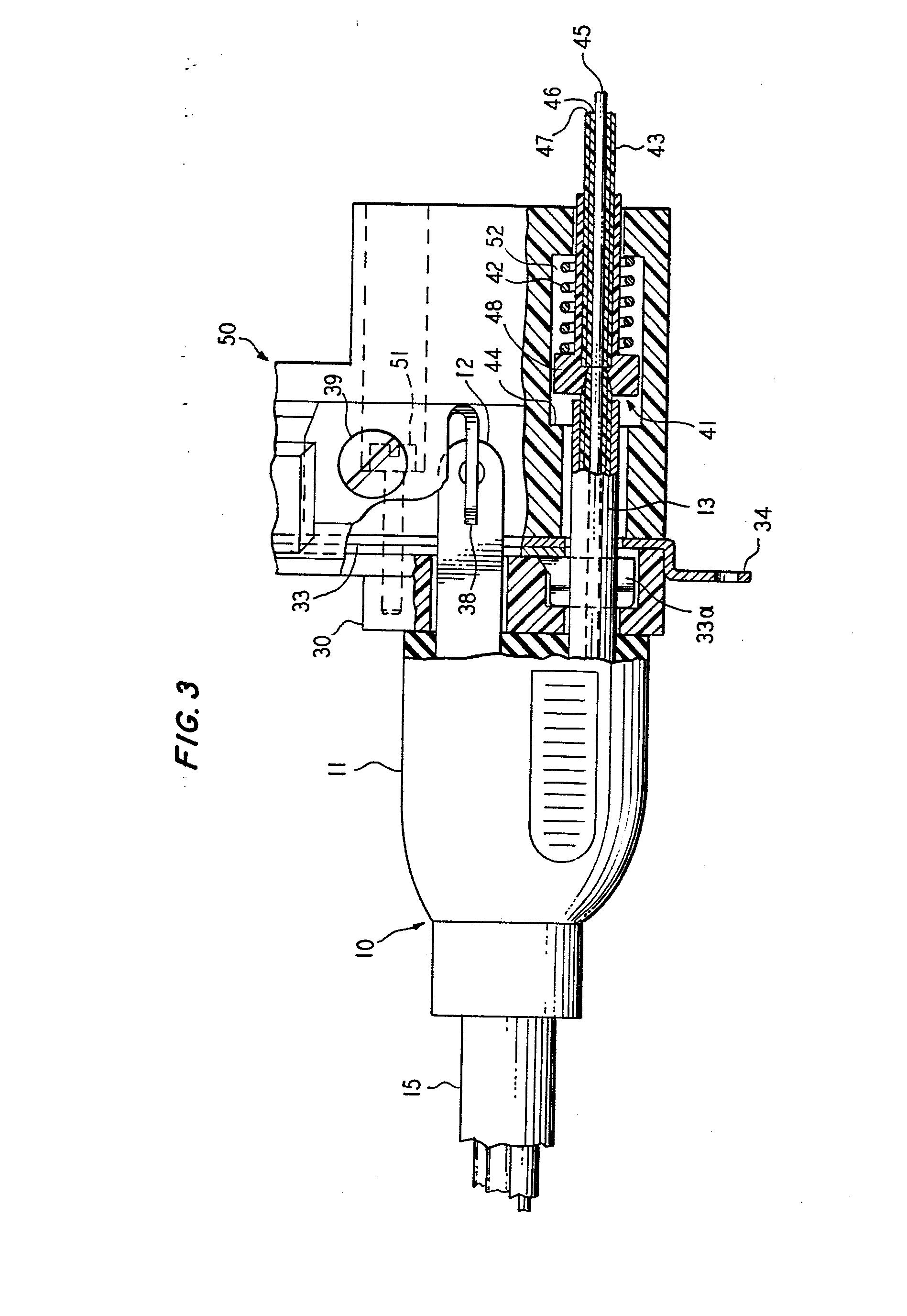 patent ep0142970a2  lightwave connection