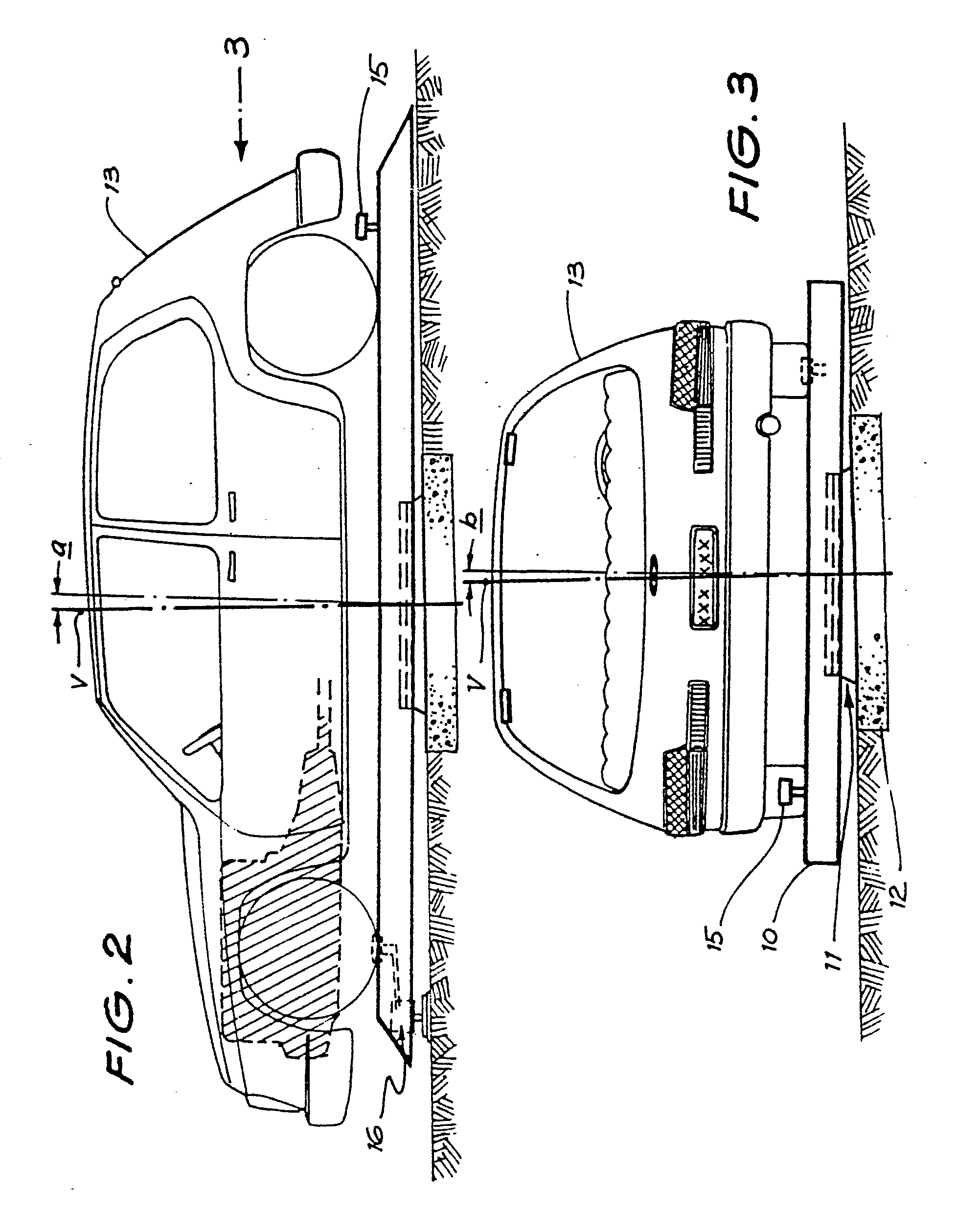 Patent ep0144473b1 motor vehicle turntable google patents for Car turntable plans