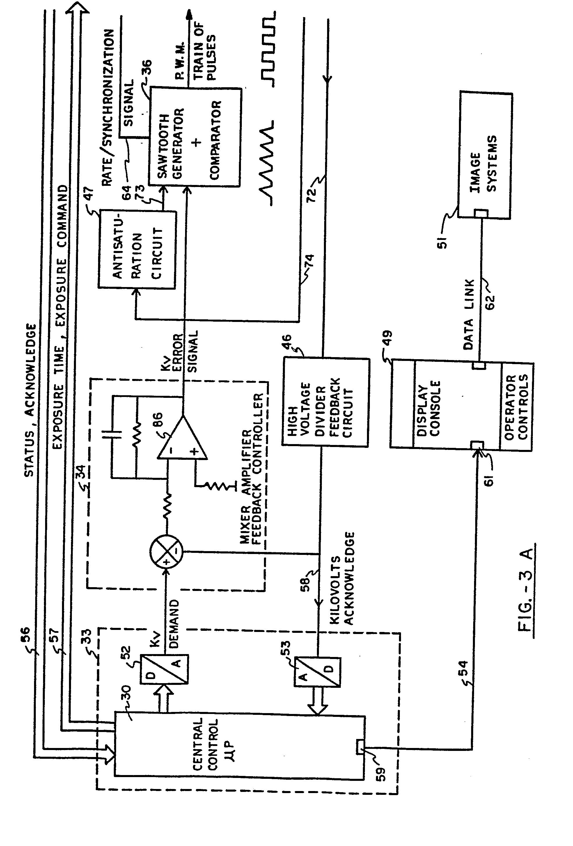 basic x ray circuit diagram basic x