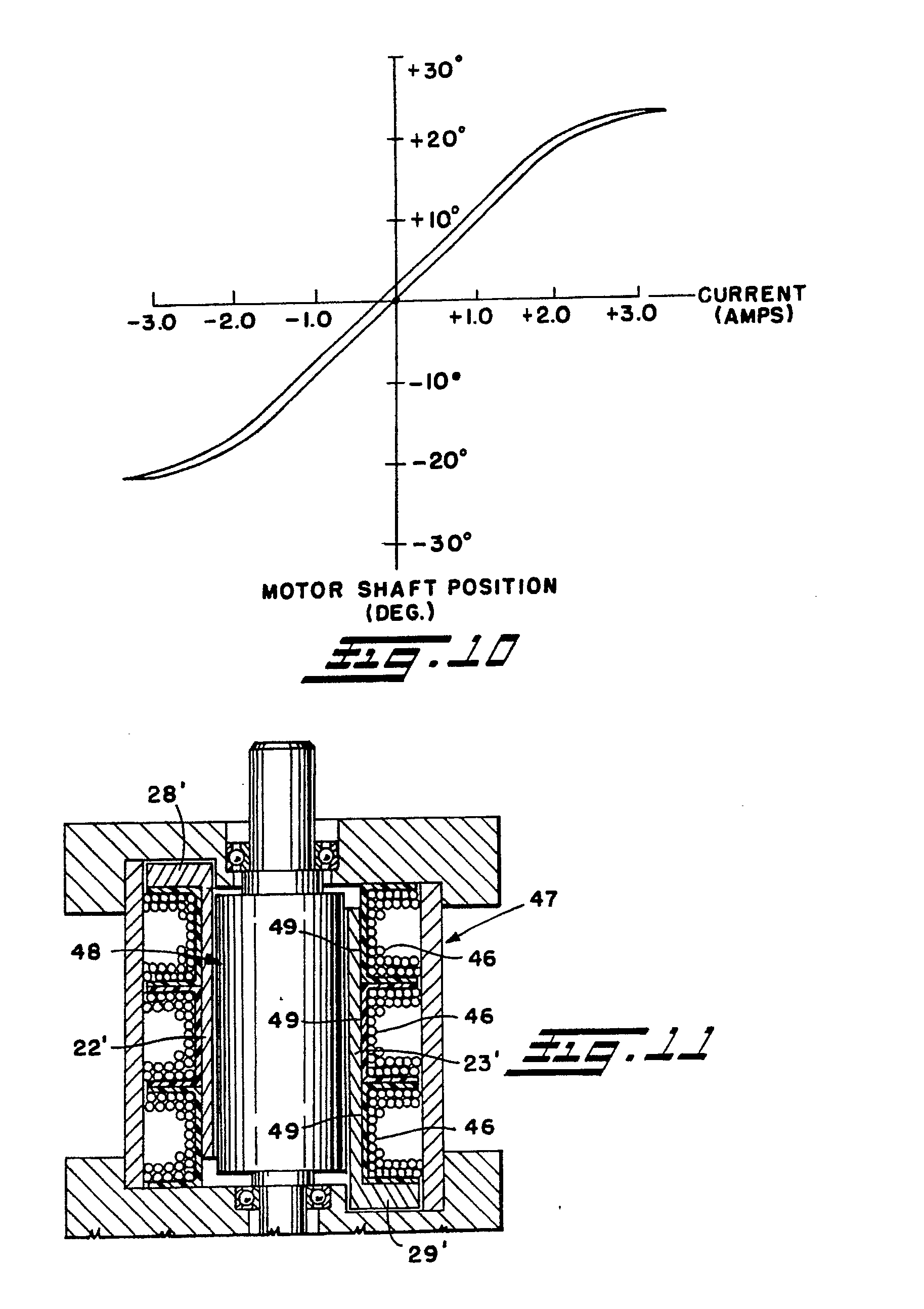 Patent Ep0152675b1 Limited Angle Torque Motor With Magnetic Centering And Stops Google Patents