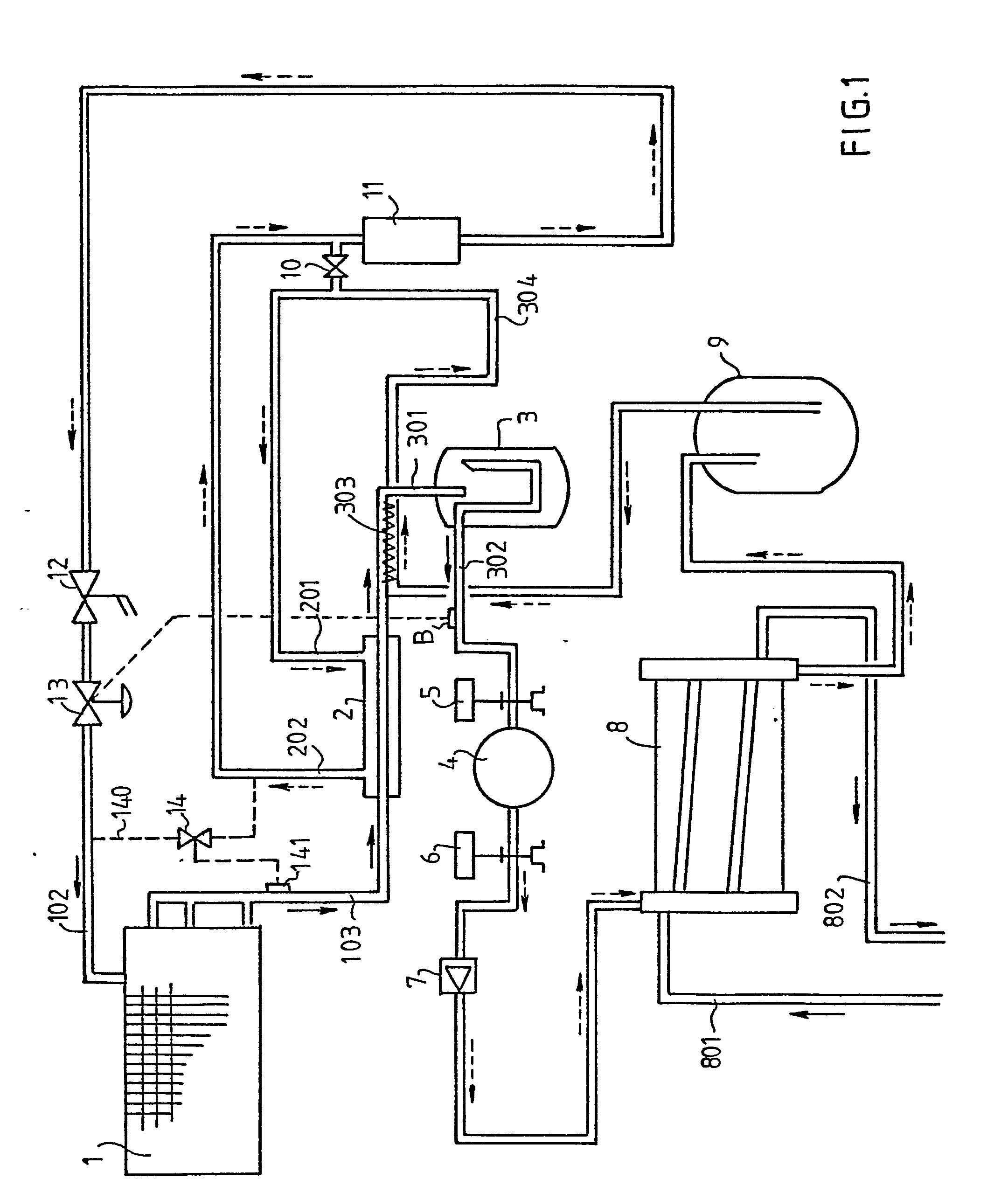 patent ep0156707a1 installation de climatisation. Black Bedroom Furniture Sets. Home Design Ideas