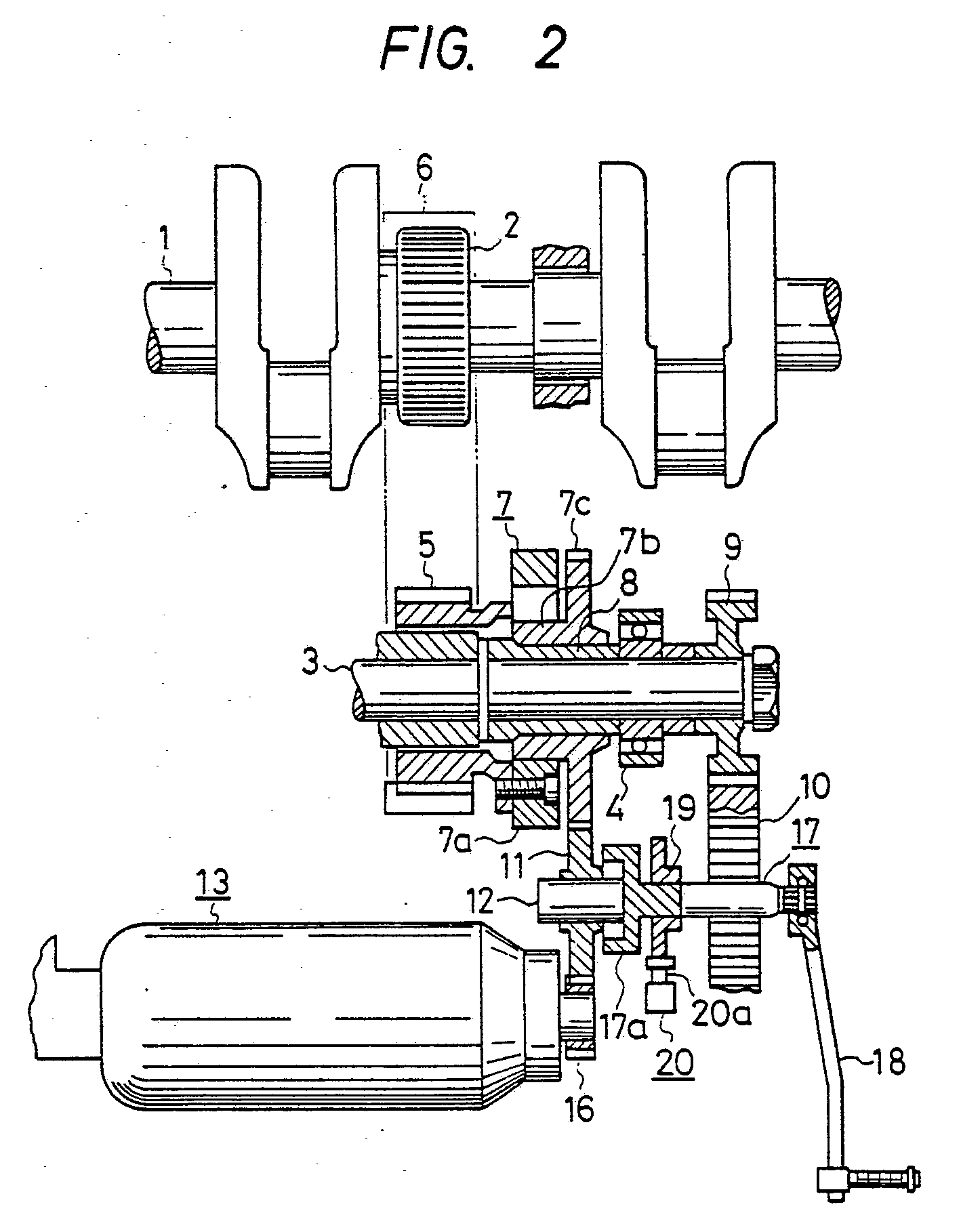 Combustion Engine Lever : Patent ep b apparatus for starting internal