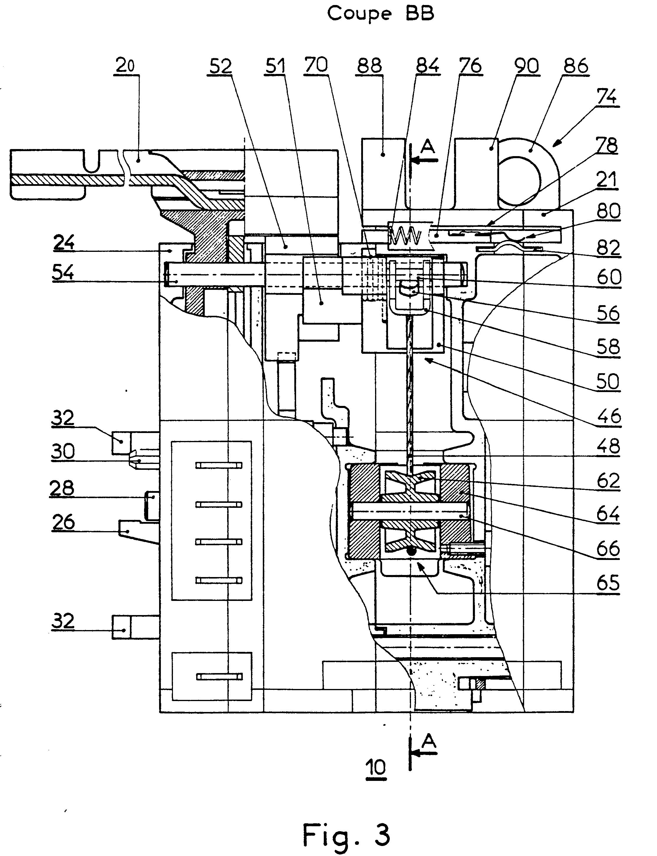 patent ep0161945b1 bloc auxiliaire de commande distance d 39 un disjoncteur lectrique google. Black Bedroom Furniture Sets. Home Design Ideas