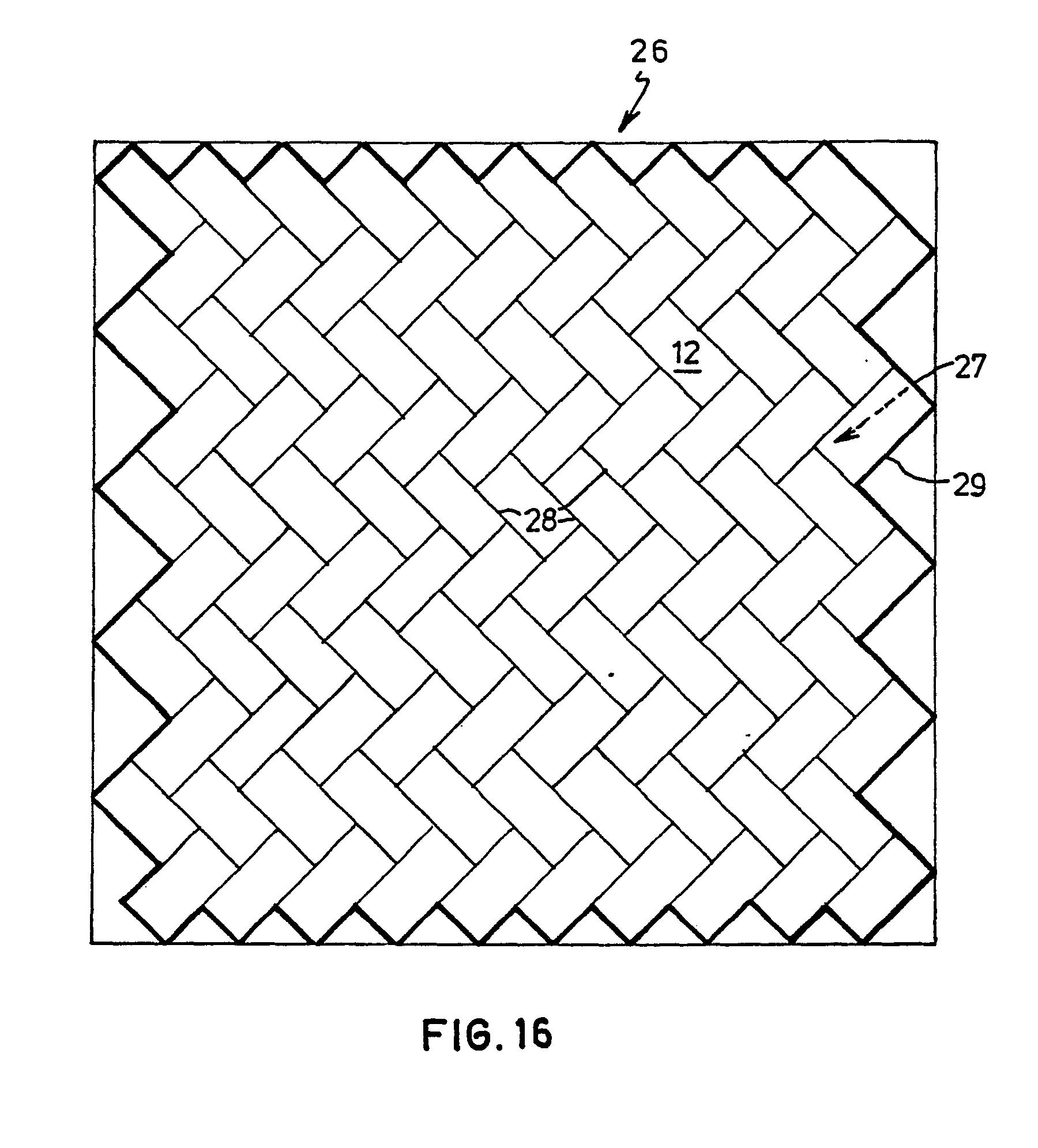 patent ep0164146b1 verfahren f r das mechanische verlegen von pflastersteinen in einem. Black Bedroom Furniture Sets. Home Design Ideas