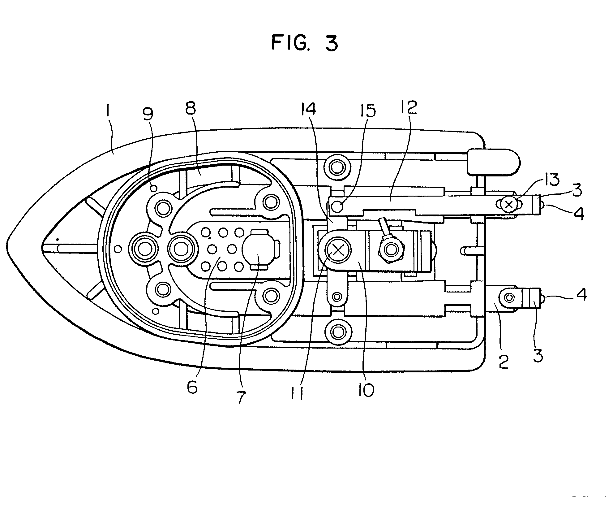 patent ep0164975b1 - electric iron