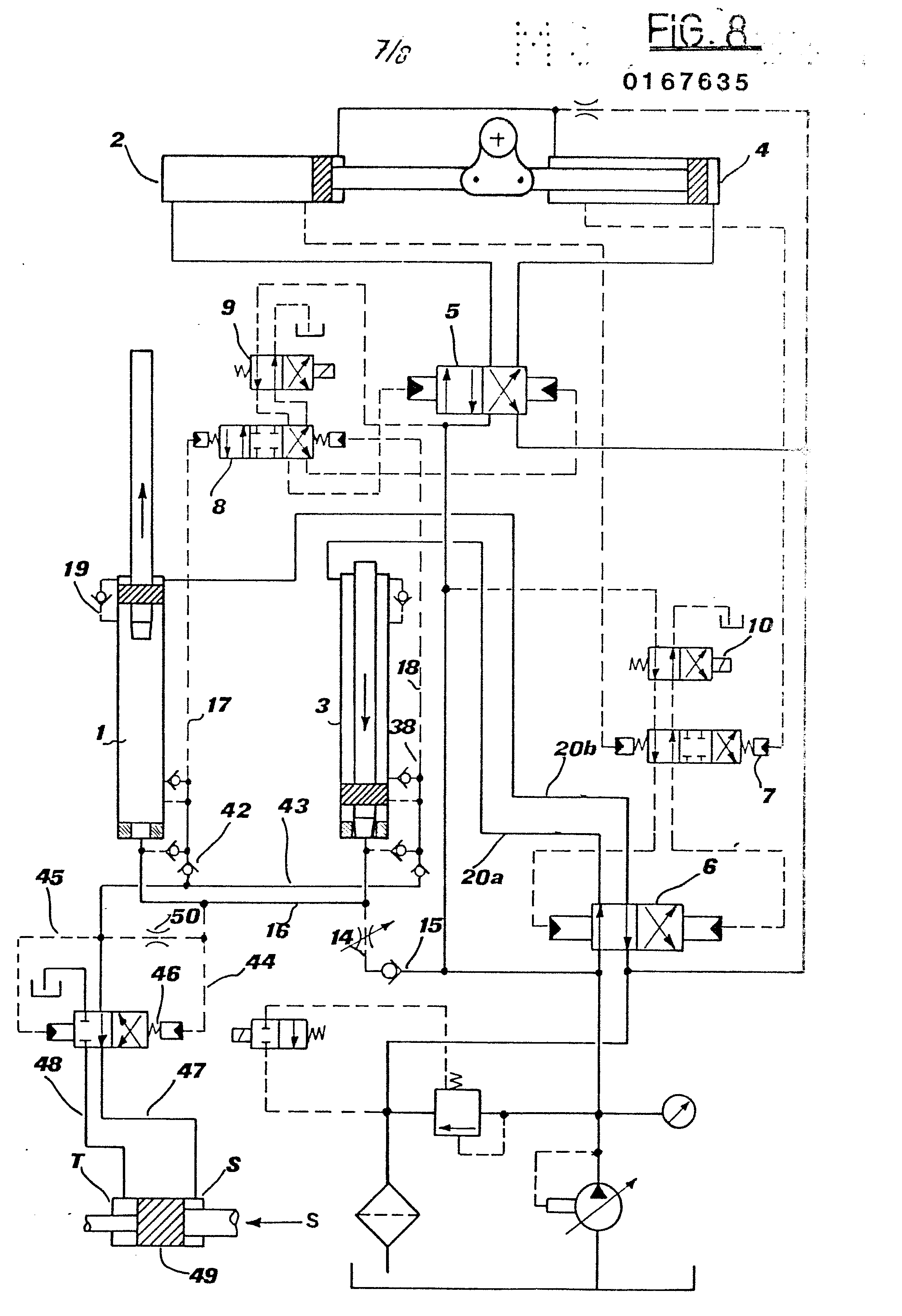 volvo wiring diagrams additionally 740 ignition diagram