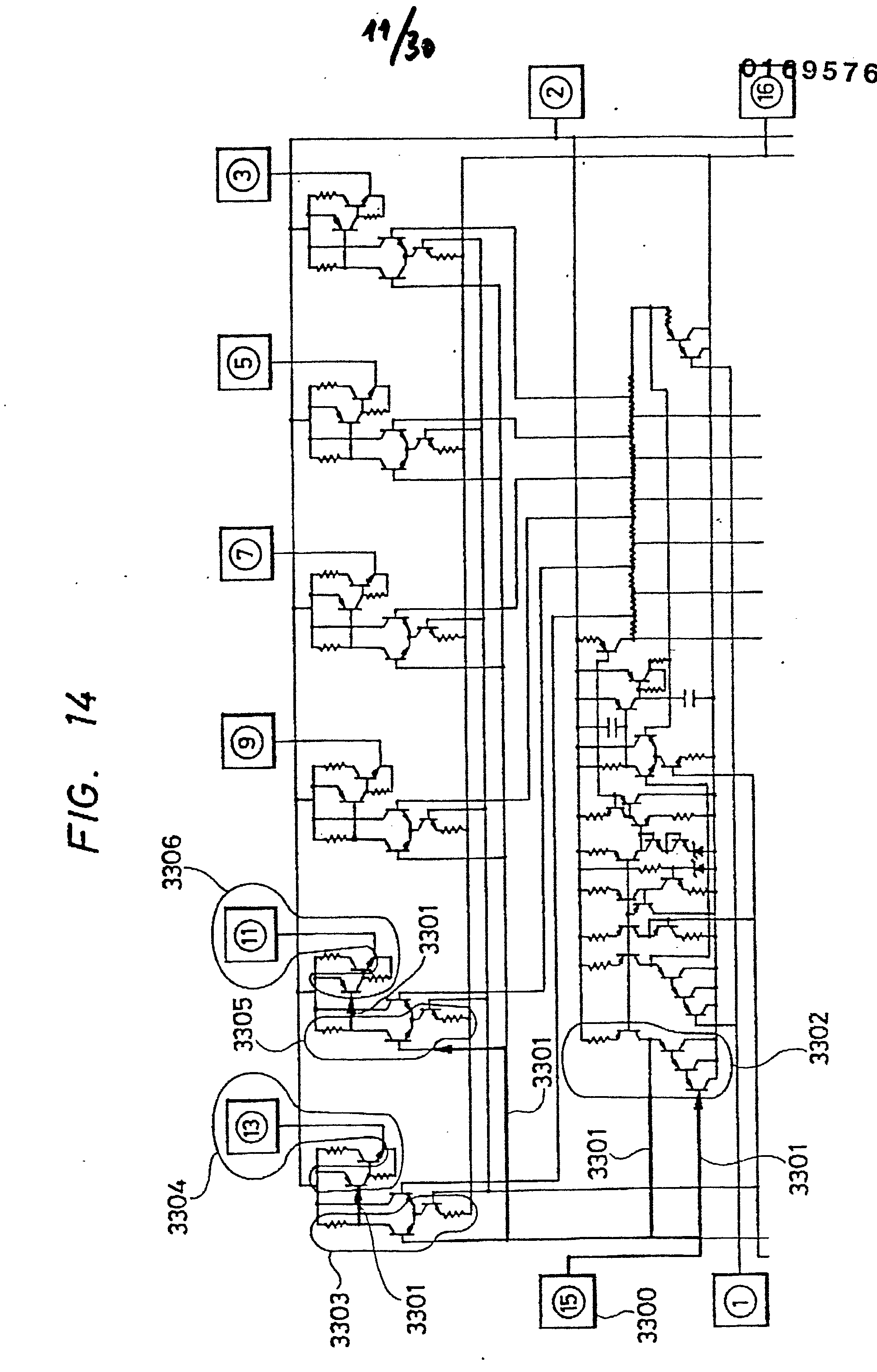 patent ep0169576a2 method and system of circuit pattern patent drawing