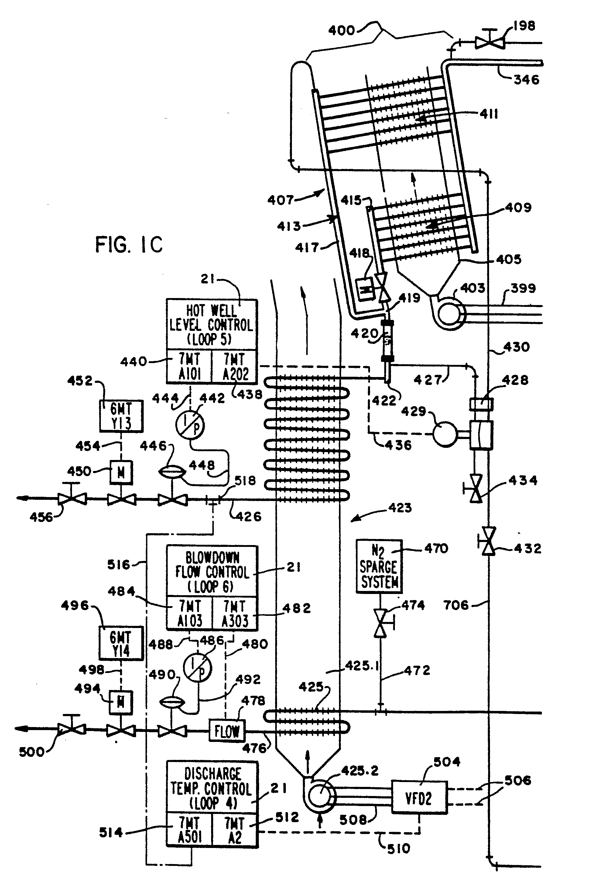 Patent EP A2 Improved model steam generator Google Patents