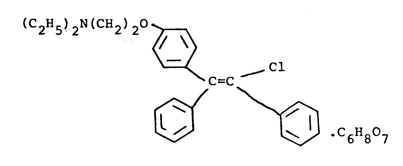 zuclomiphene citrate