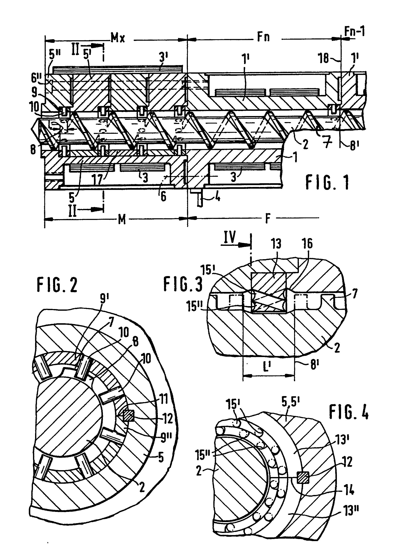 Patent EP0179315B1 - Einschneckenstrangpresse für thermoplastische ...