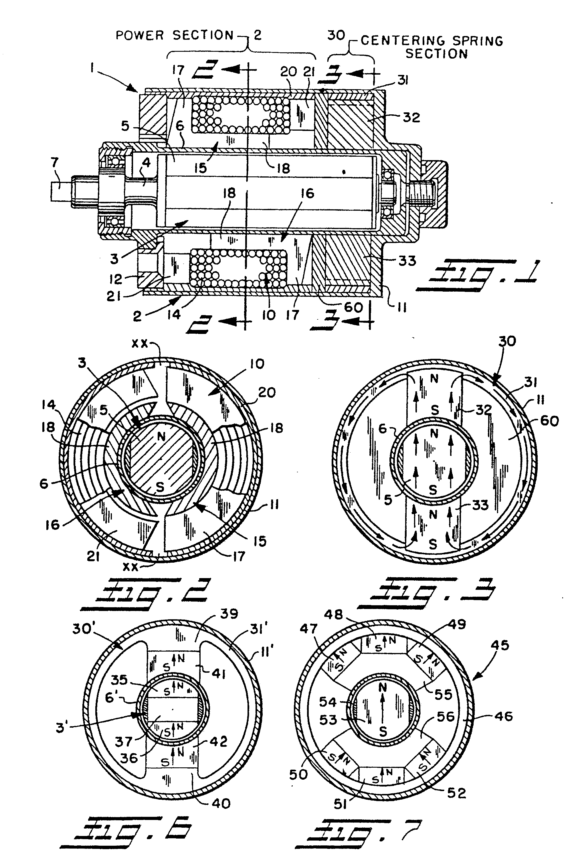 Patent ep0186501b1 limited angle torque motor with high for Limited angle torque motor