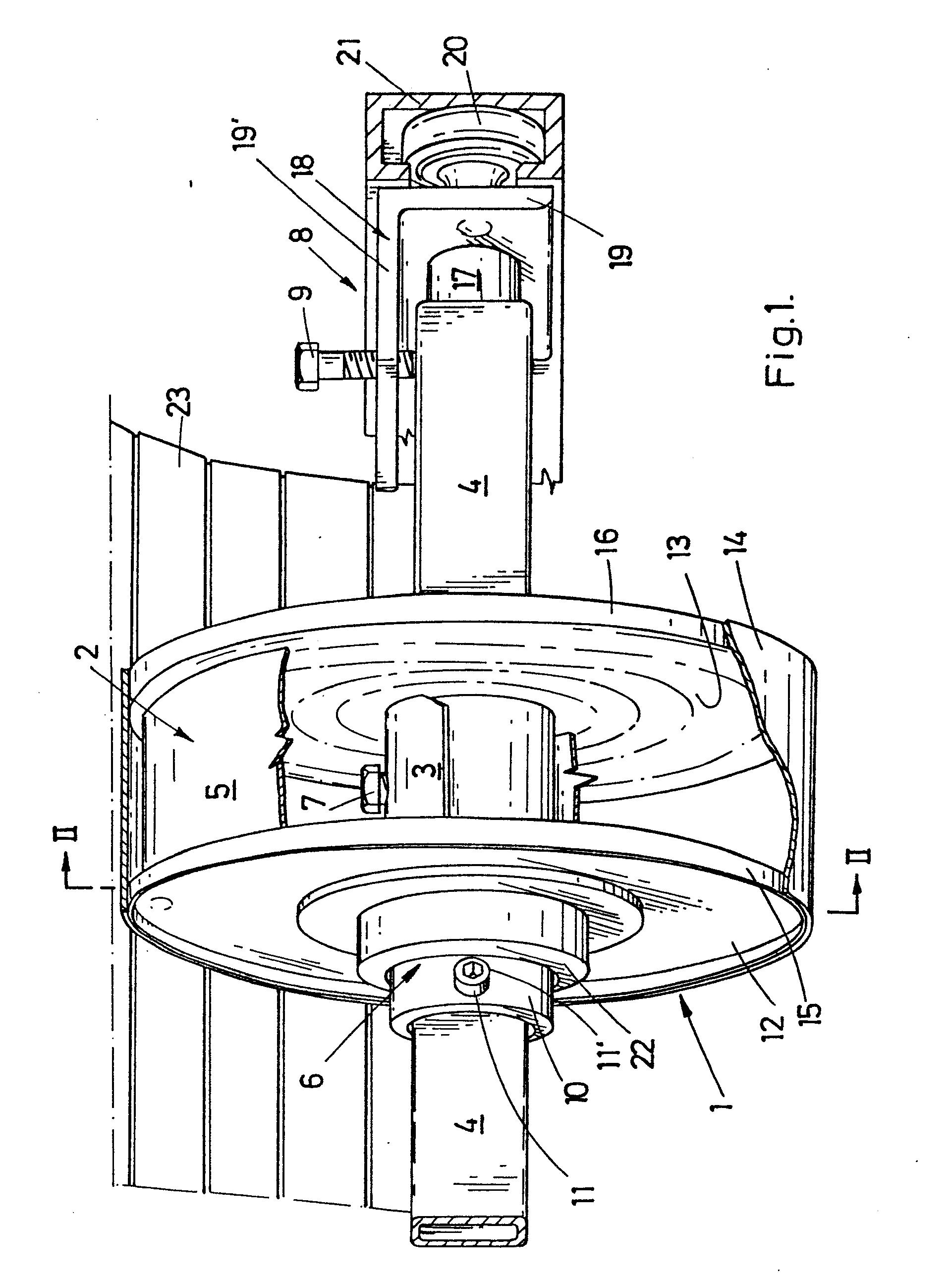 patent ep0187685a2 m canisme enrouleur pour volet m canique et volet quip d 39 un tel m canisme. Black Bedroom Furniture Sets. Home Design Ideas