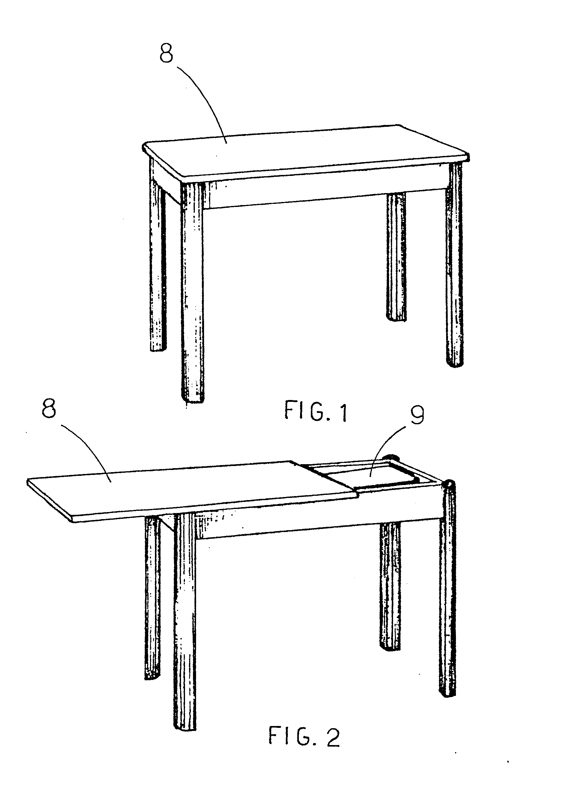 imgf0001 28 Élégant Table à Rallonge Hiw6