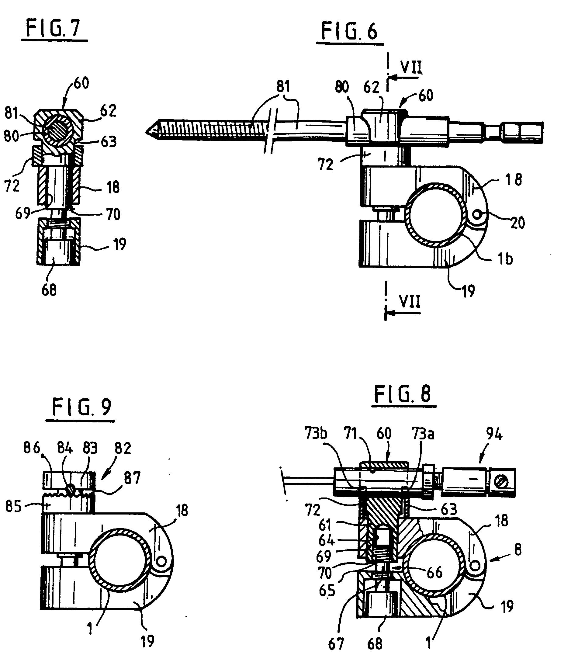 patent ep0194187b1 - dispositif de fixateur externe  u00e0 usage orthop u00e9dique