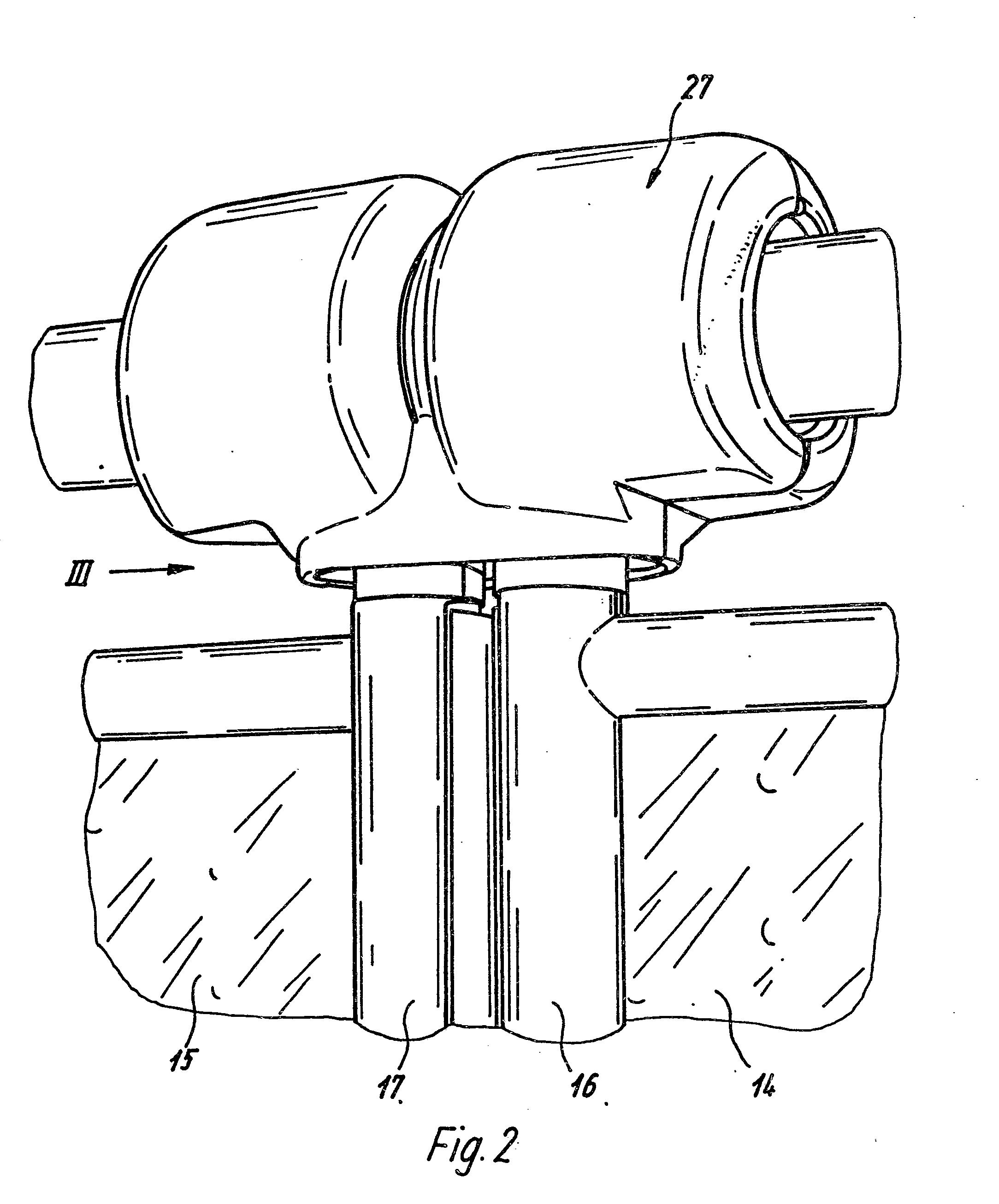 patent ep0194697b1 porte pliante pour cabine de douche. Black Bedroom Furniture Sets. Home Design Ideas