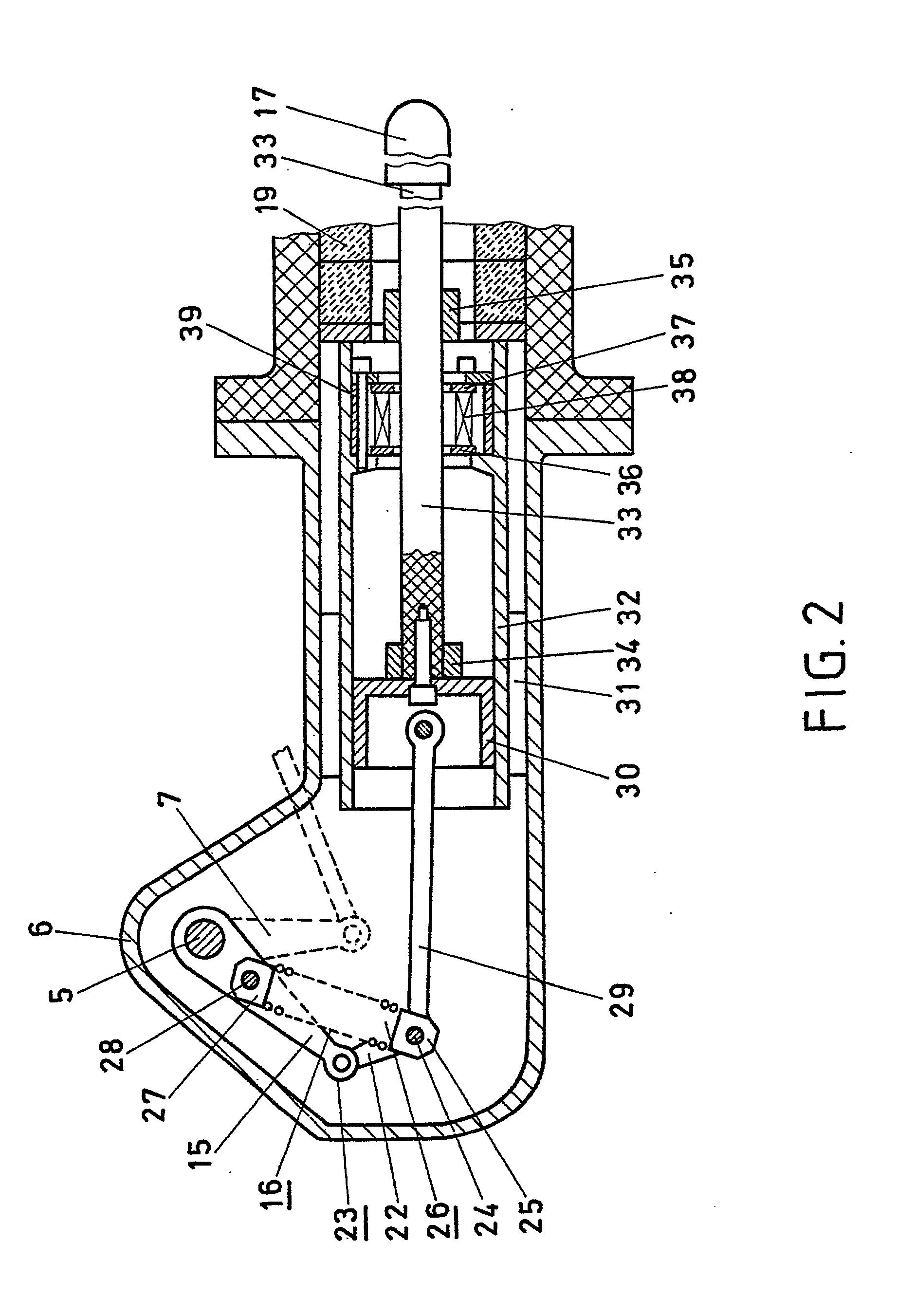 patent ep0197339b1 - high tension circuit breaker with closing resistor