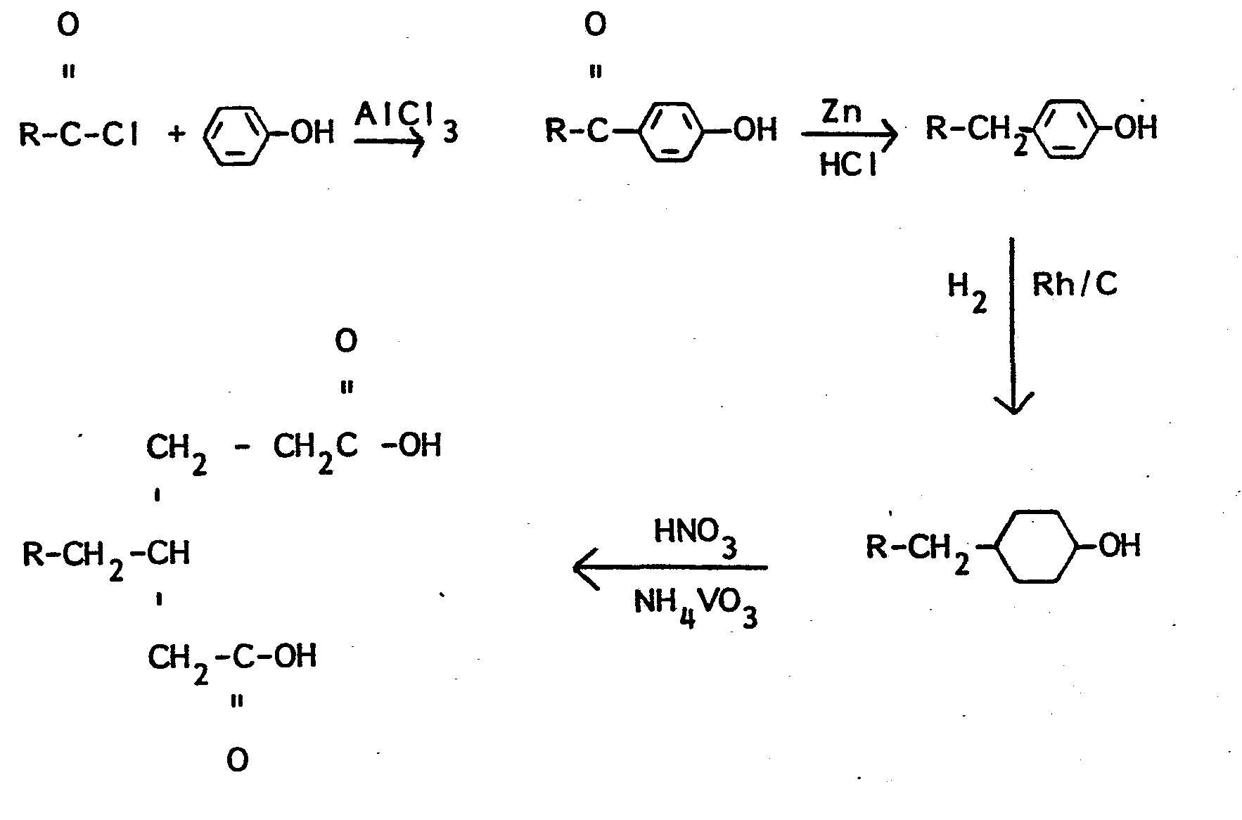 dehydration of cyclohexanol with phosphoric acid Cyclohexanol is heated with concentrated phosphoric(v) acid, and the liquid cyclohexene distils off and can be collected and purified phosphoric(v) acid tends to be used instead of sulfuric acid because it is safer and facilitates a less complex reaction.