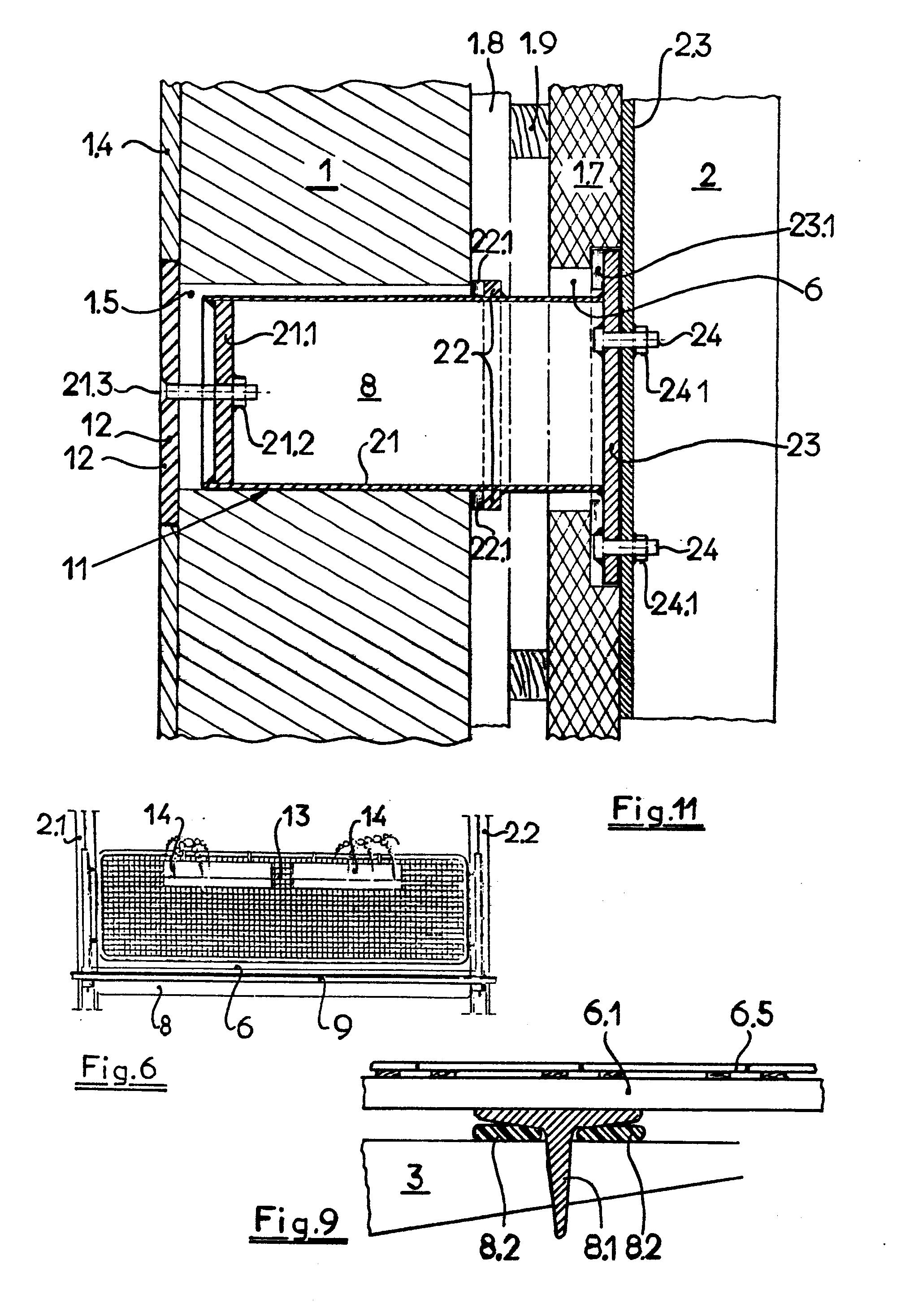 patent ep0227937a1 balkon zum nachtr glichen anbringen an ein geb ude google patents. Black Bedroom Furniture Sets. Home Design Ideas