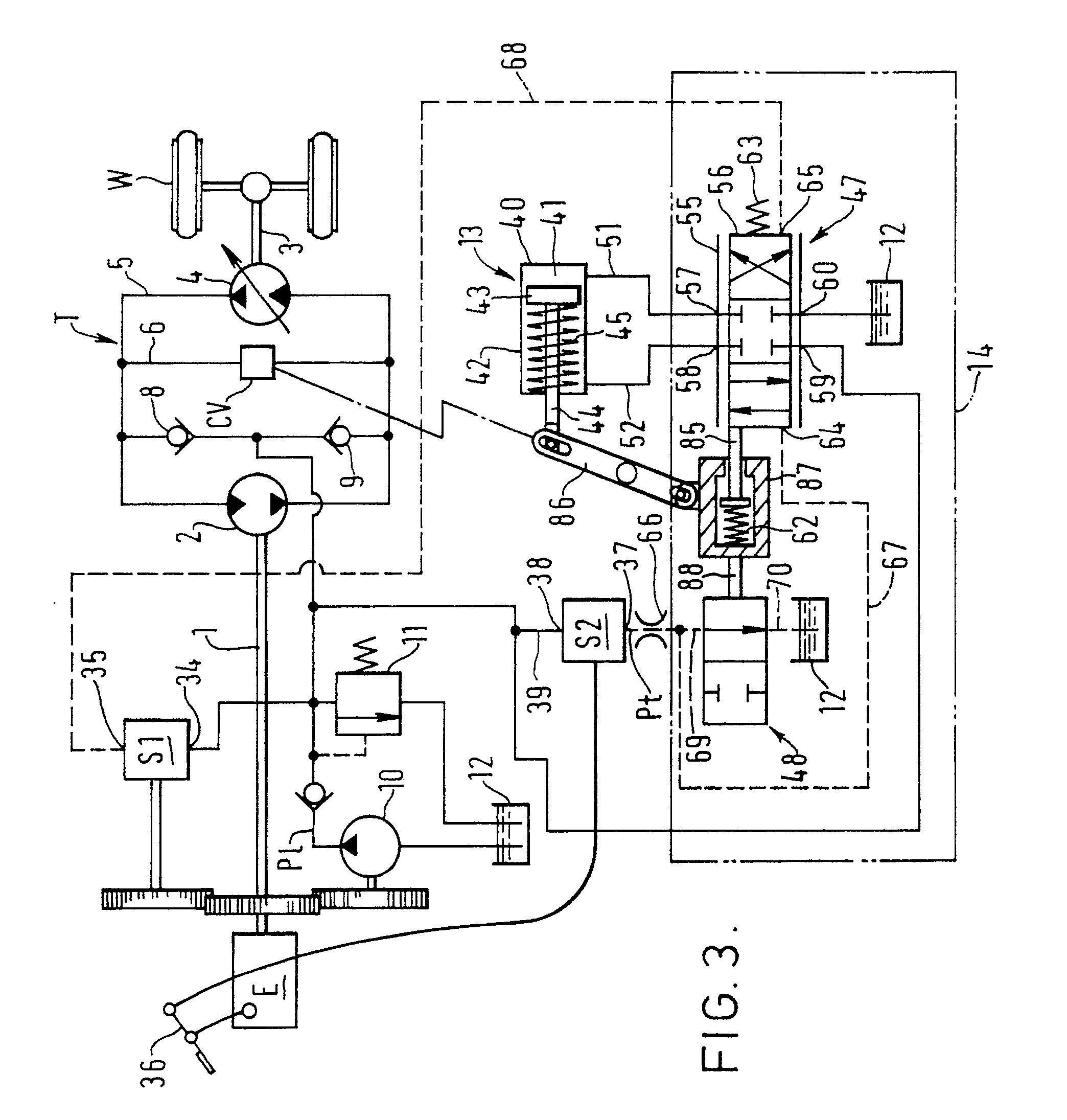 patent ep0231614b1 syst me de commande d 39 embrayage pour transmission d 39 automobile hydraulique. Black Bedroom Furniture Sets. Home Design Ideas