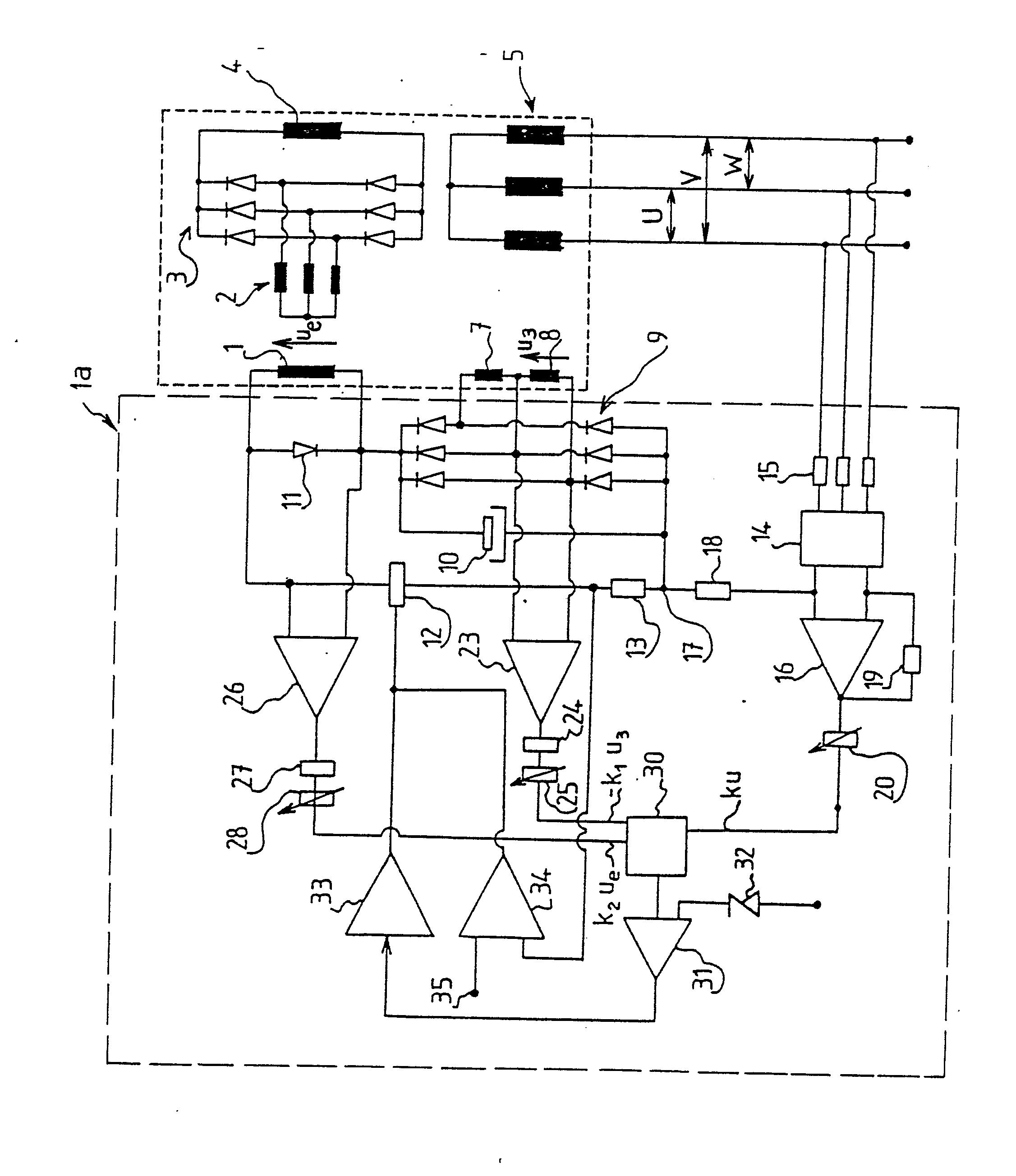 patent ep0233425a1 proc d de r gulation d 39 un alternateur synchrone sans balais et dispositif. Black Bedroom Furniture Sets. Home Design Ideas