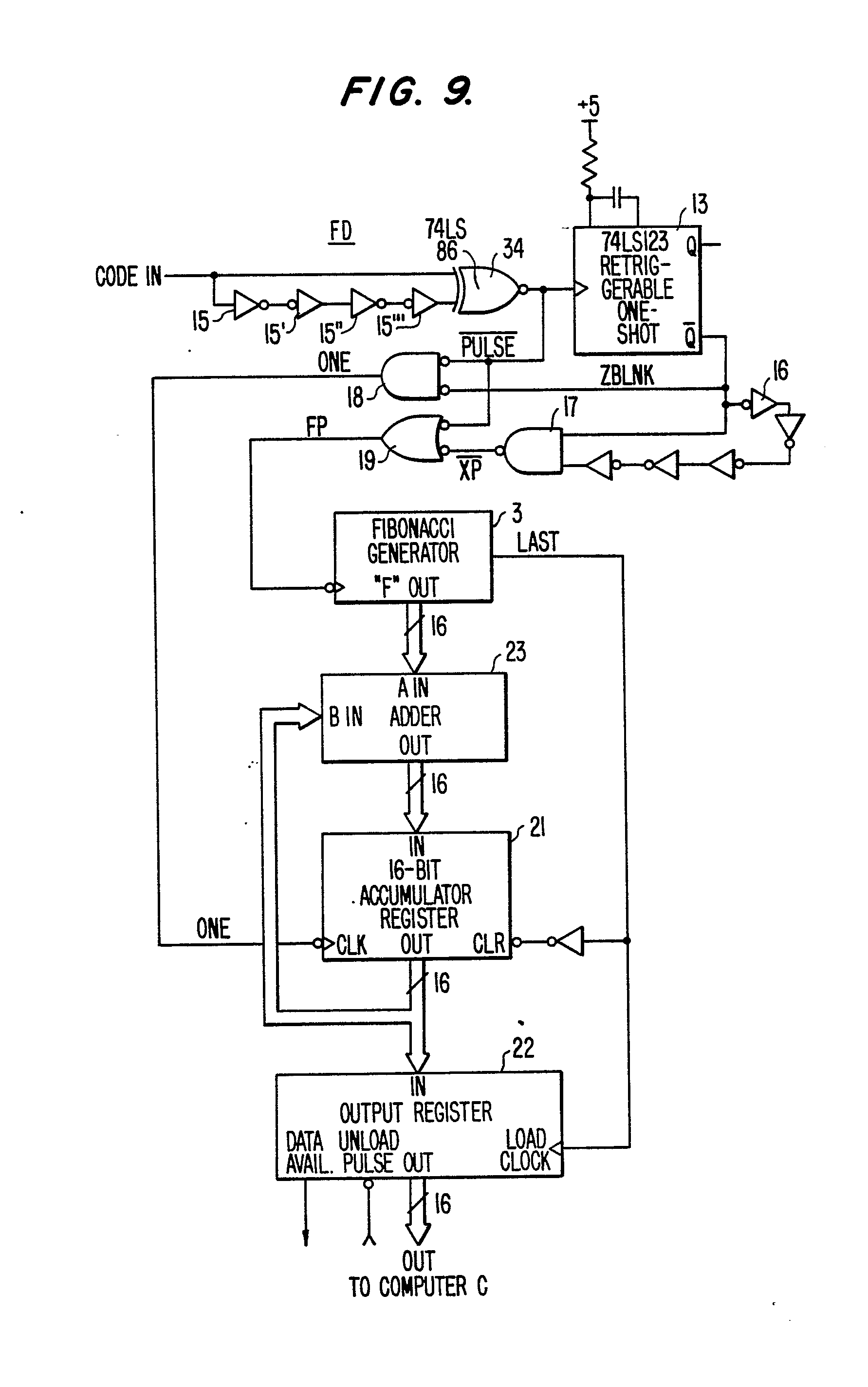 Patent ep0234070a2 apparatus for fixed length binary encoding patent drawing pooptronica