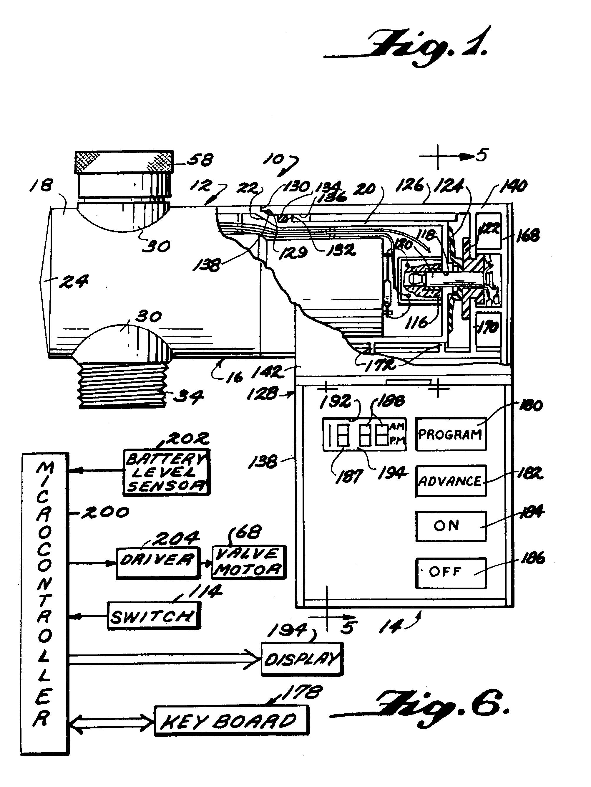 sprinkler valve diagram lawn sprinkler system diagram theamplifierautomatic lawn sprinkler timer diagram free download wiring diagrams