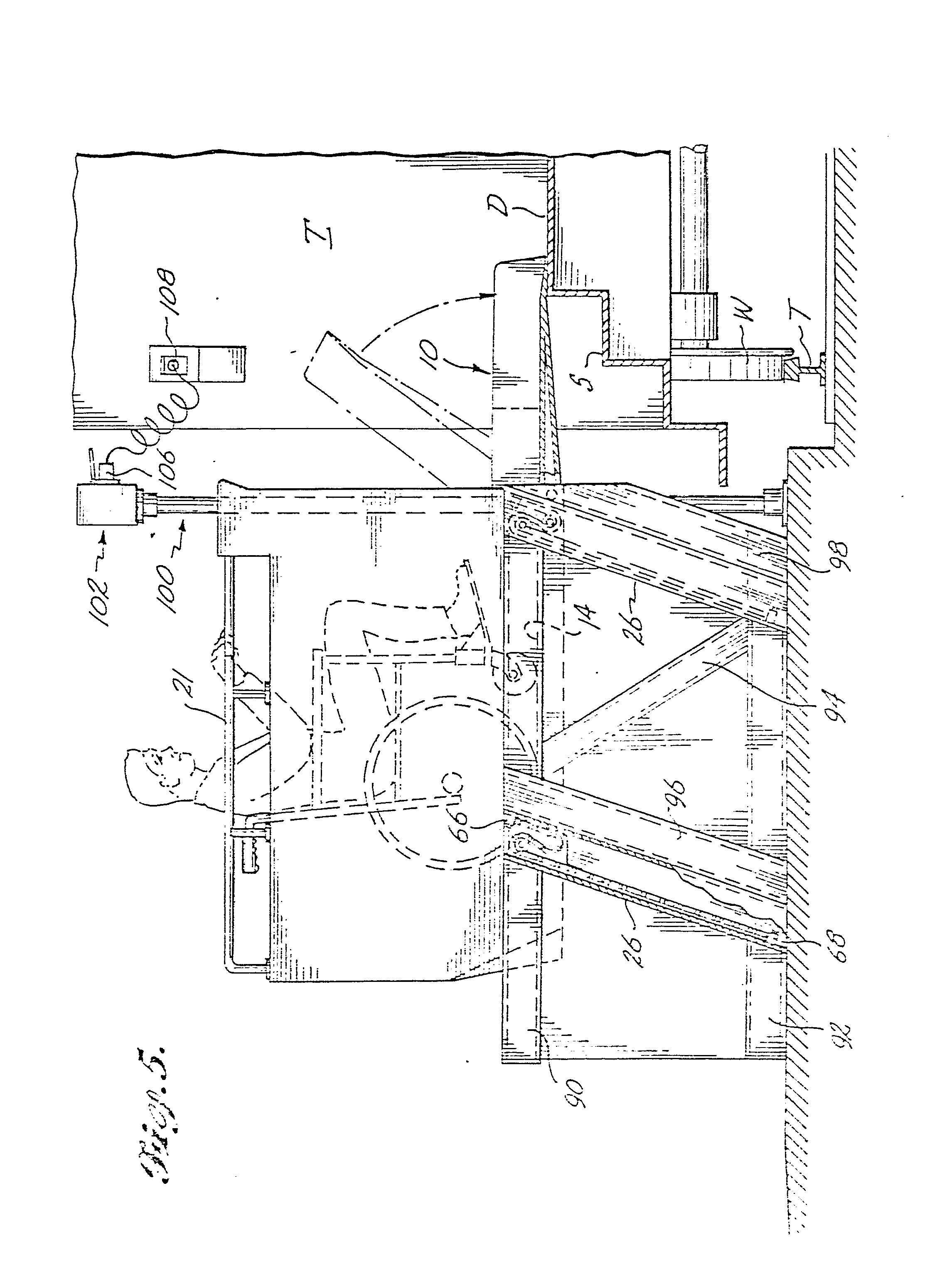 patent ep0236600a1 wheelchair passenger lift apparatus for on simple elevator schematics