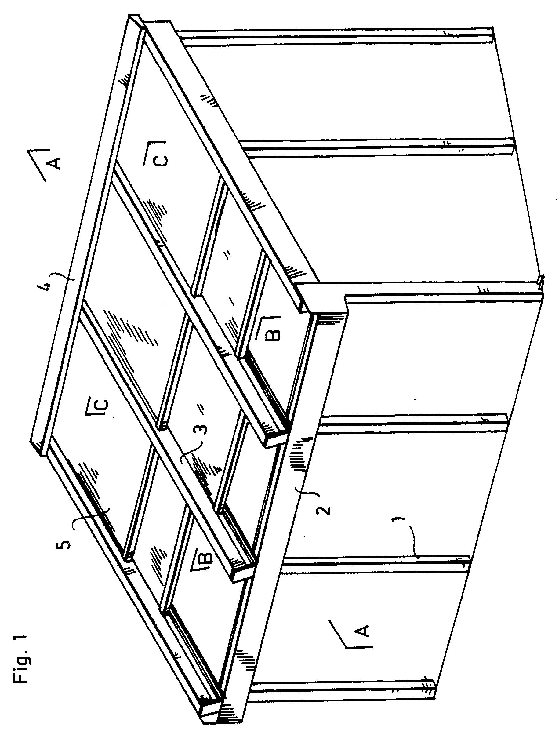 Patent ep0239141b1 syst me de toiture ouvrante notamment pour v randa et - Veranda profil systeme ...