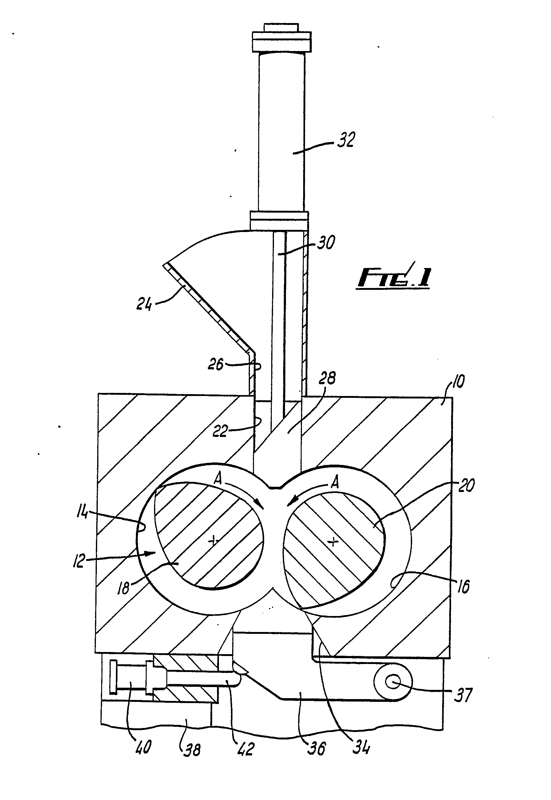 patent ep0244121a1 - control for batch mixers