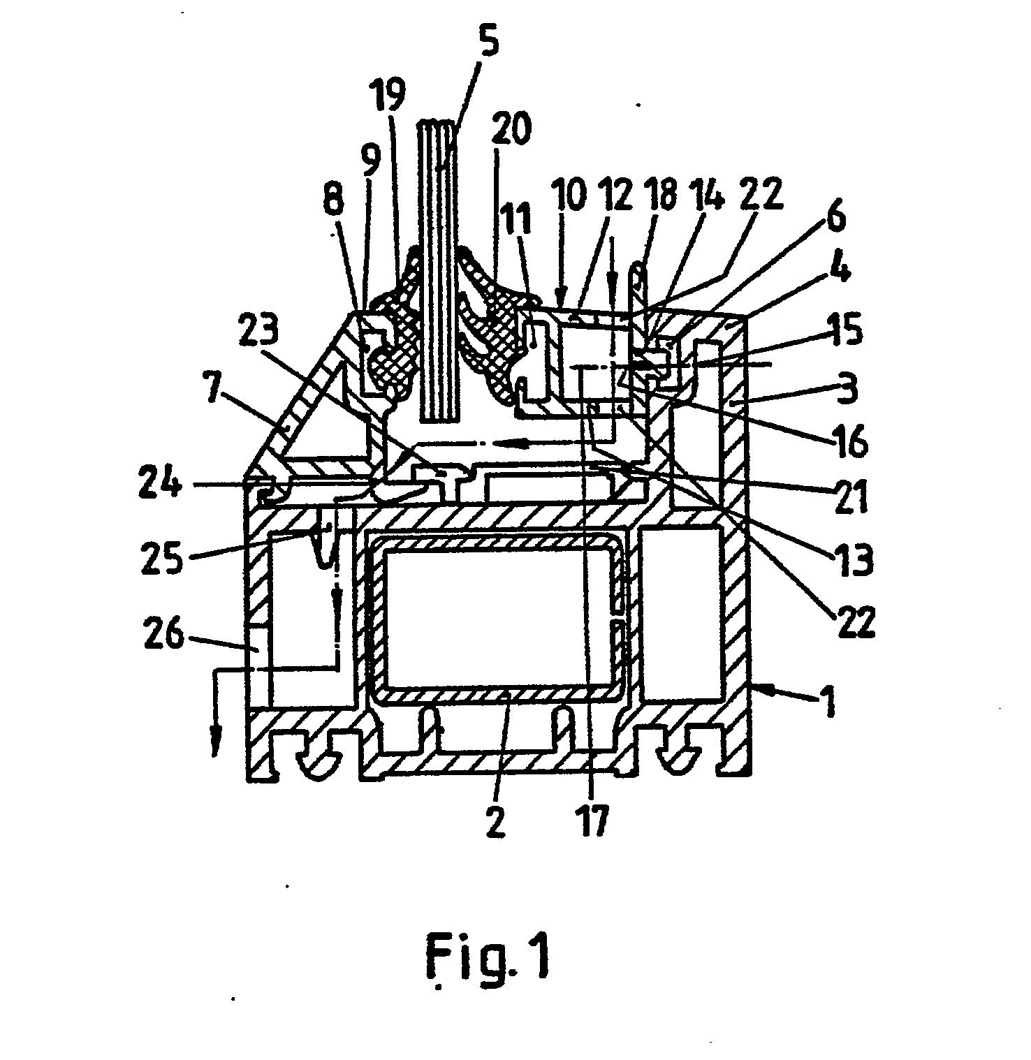 Patent EP0244494B1 - Bausatz zur Erstellung von Fenster- oder ...