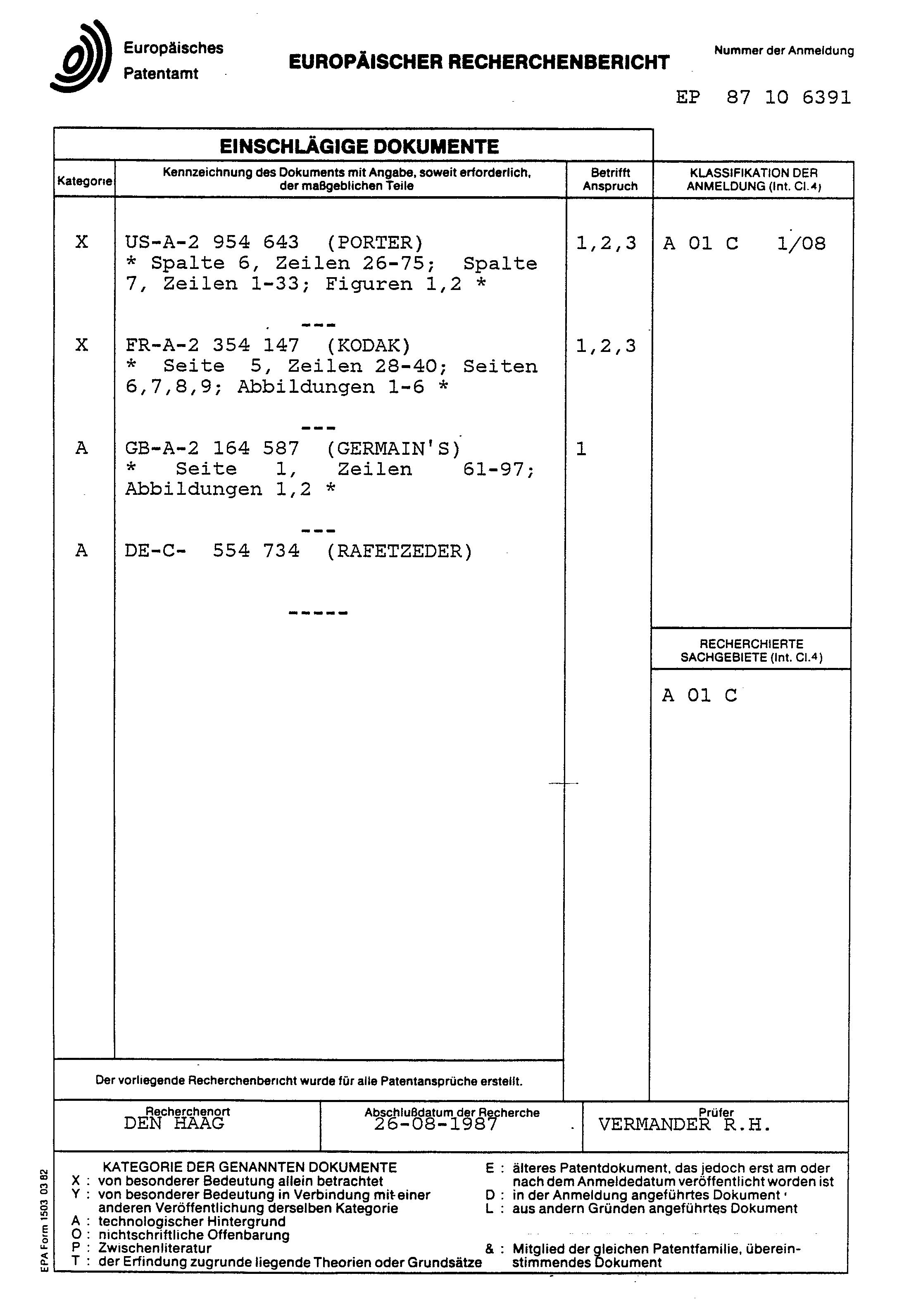 patent ep0245731a1 verfahren zum beizen und oder inkrustieren von saatgutk rnern google. Black Bedroom Furniture Sets. Home Design Ideas