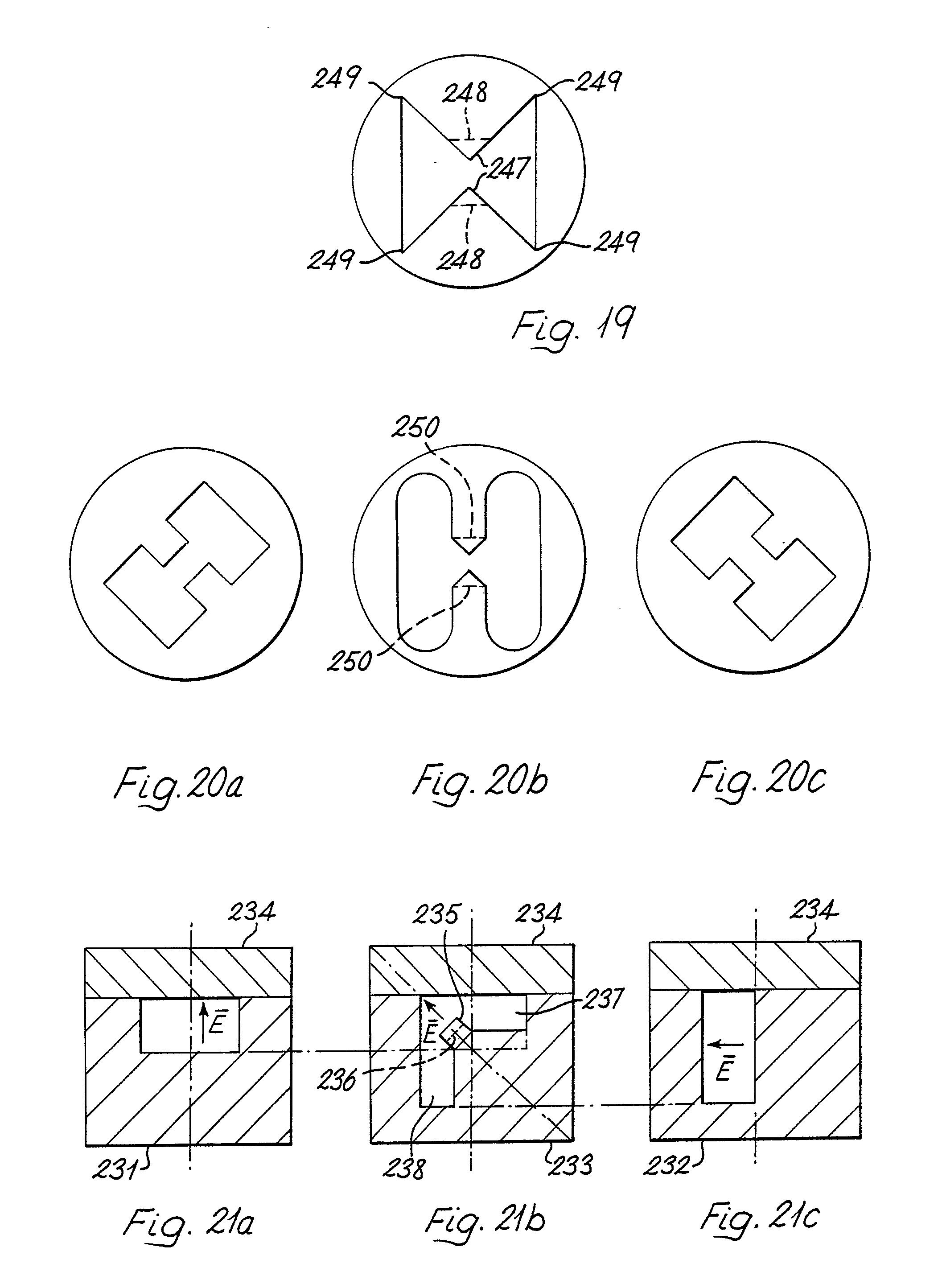 applications of planar transmission lines